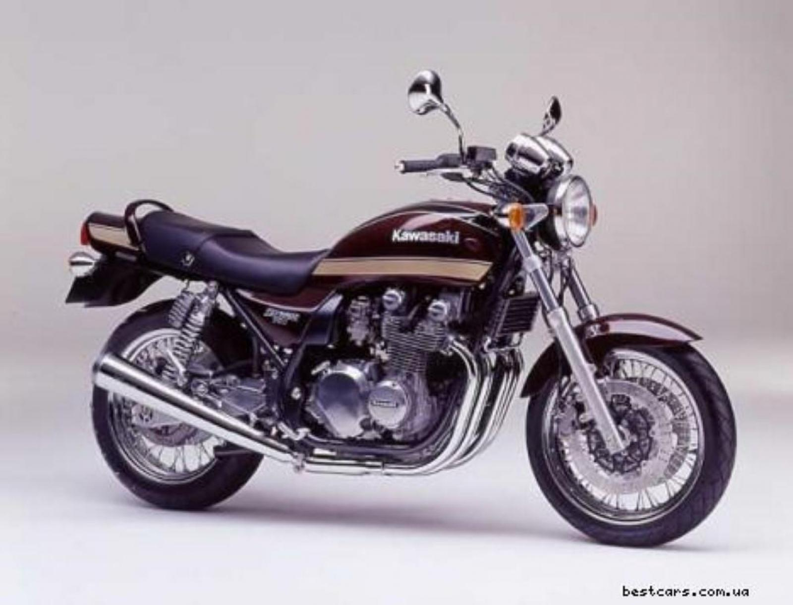 Kawasaki GPZ 305 Belt Drive wallpapers #142687