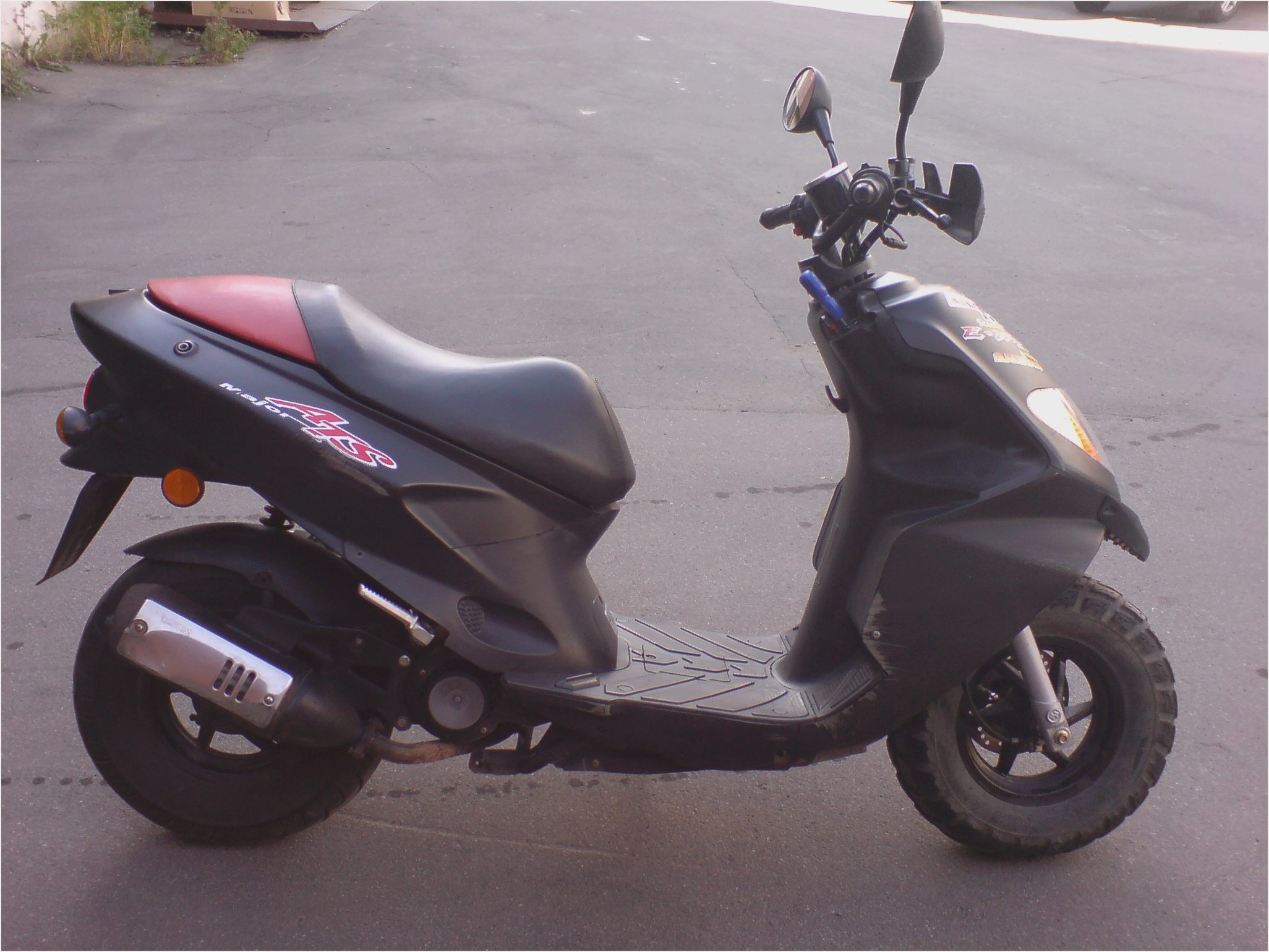 Kymco Scout ZX 50 2002 images #101382