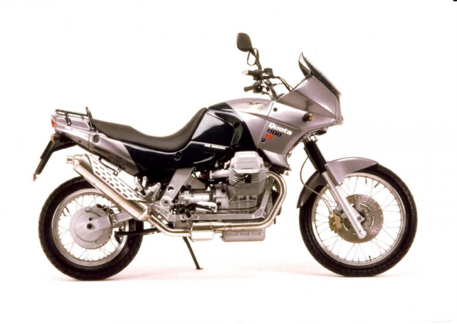 Moto Guzzi Quota 1000 1995 images #109281