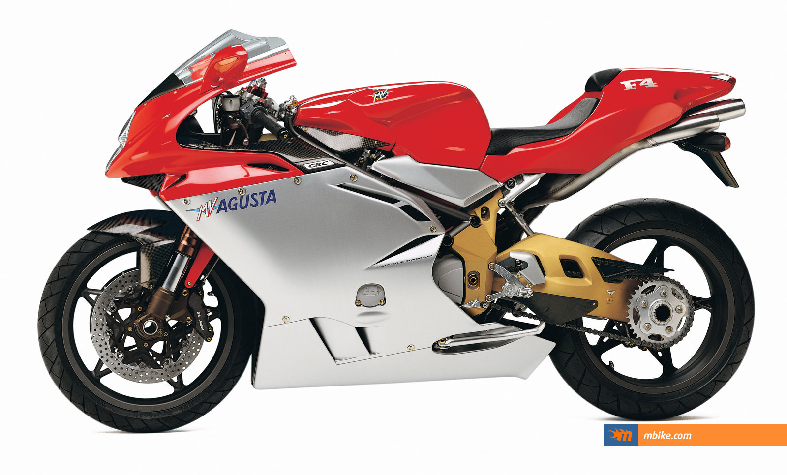 MV Agusta F4 750 Serie Oro 2003 images #113905