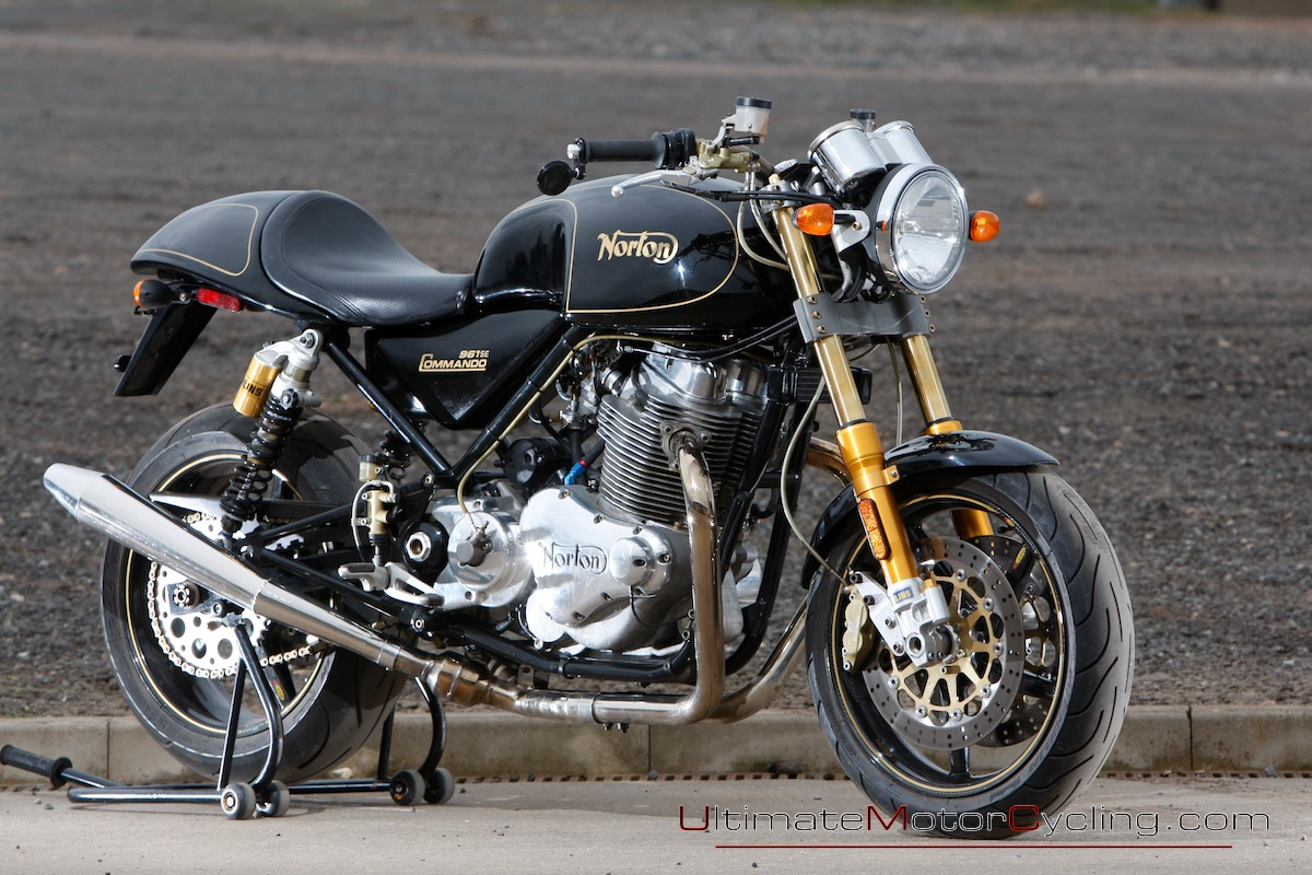 Norton 961/SS Commando images #117575
