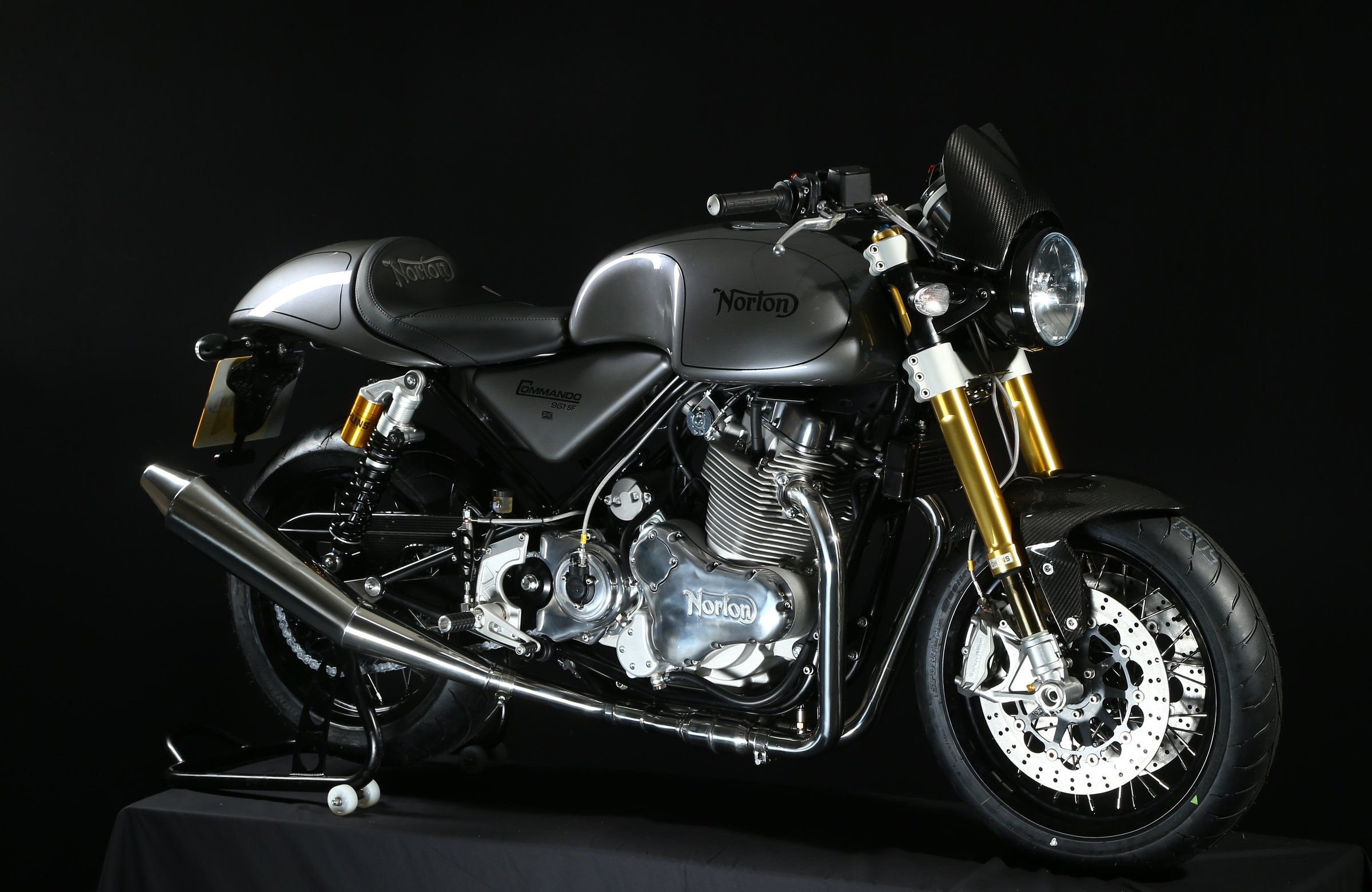 Norton Commando 961 SF images #117672