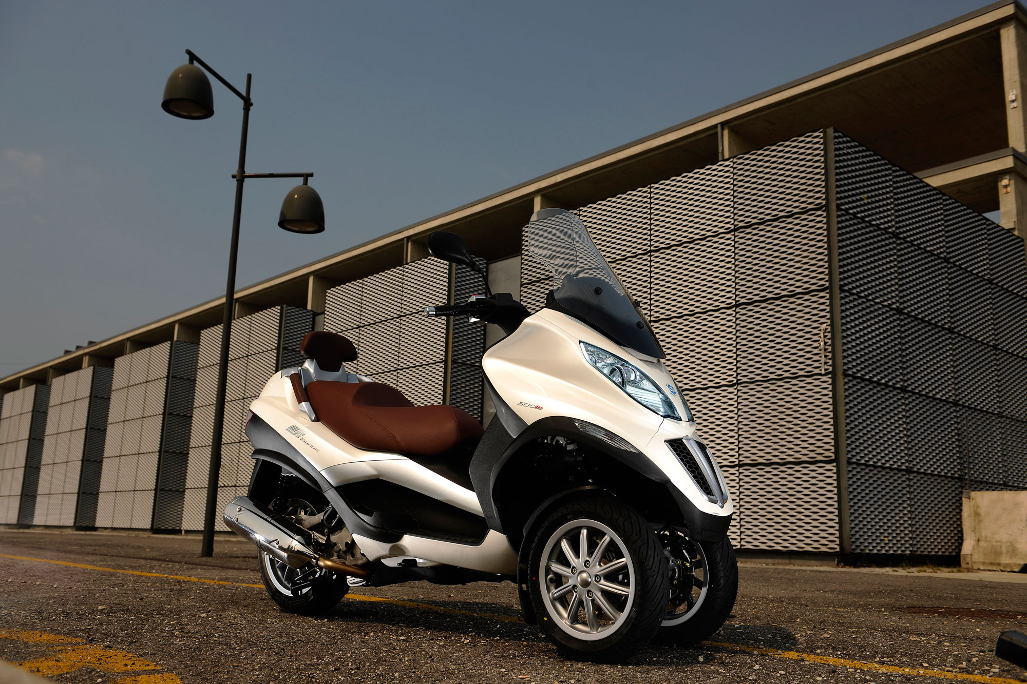 Piaggio MP3 Touring 400 2012 wallpapers #141600