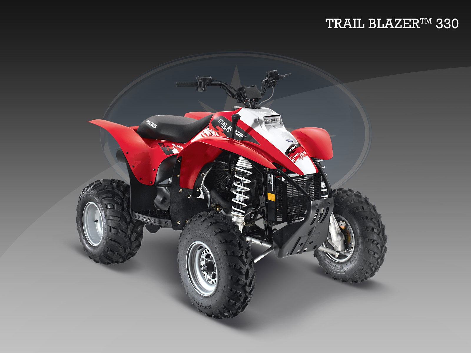 Polaris Trail Boss 330 2008 images #169664