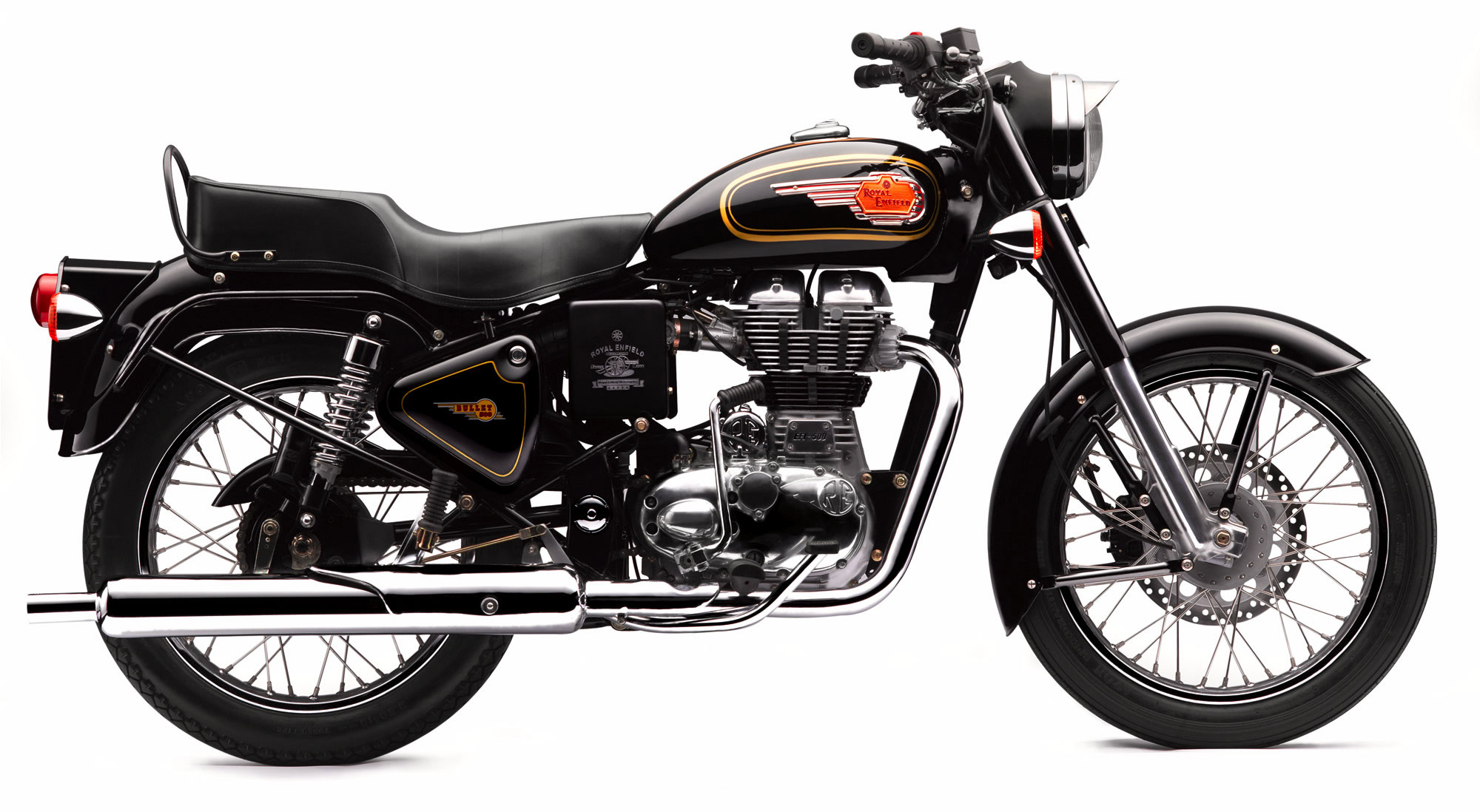 Royal Enfield Bullet 500 S Clubman 2001 images #122982