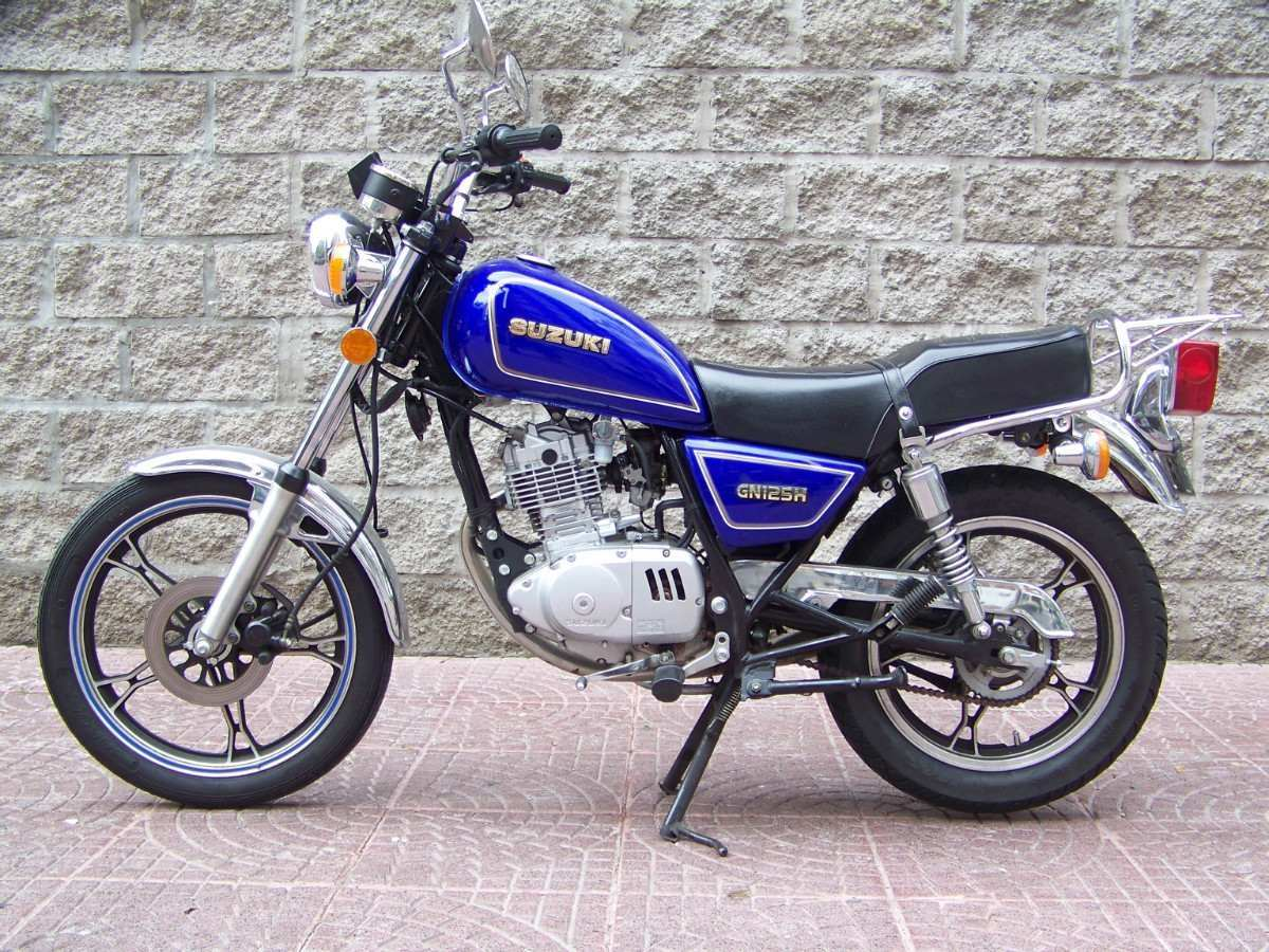 suzuki gn 250 pics specs and list of seriess by year. Black Bedroom Furniture Sets. Home Design Ideas