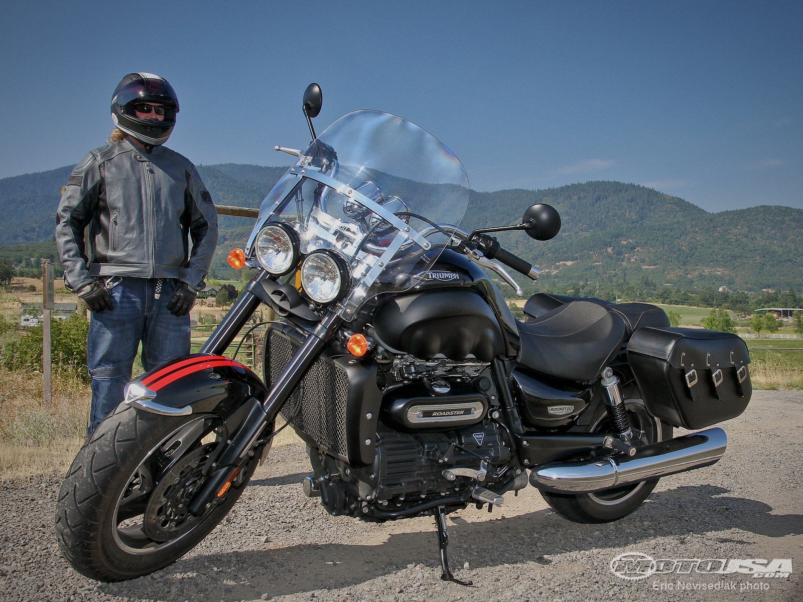 Triumph Rocket III Touring 2012 images #126954
