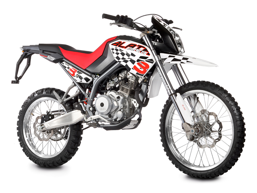 2009 blata enduro 125 pics specs and information. Black Bedroom Furniture Sets. Home Design Ideas
