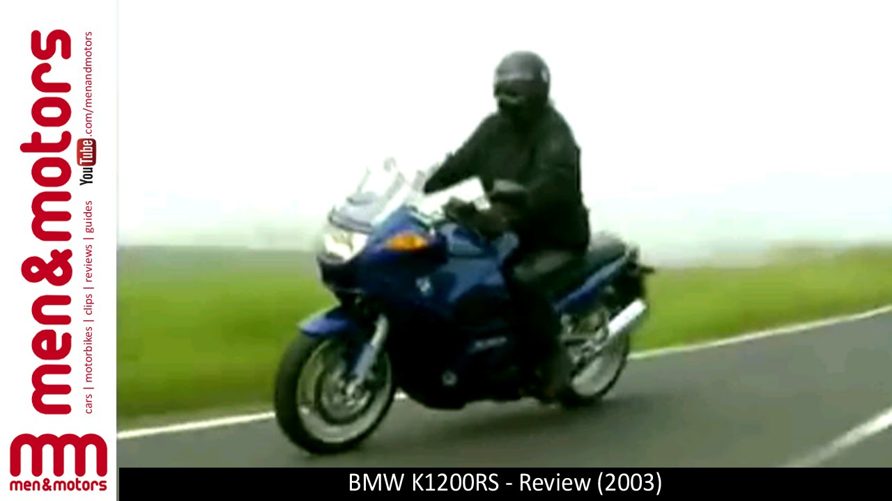 BMW K1200RS 2001 wallpapers #133763