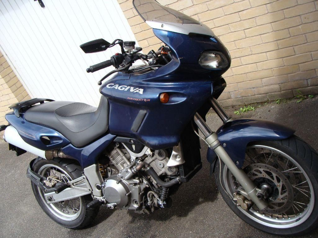 Cagiva Navigator 1000 2001 images #67694