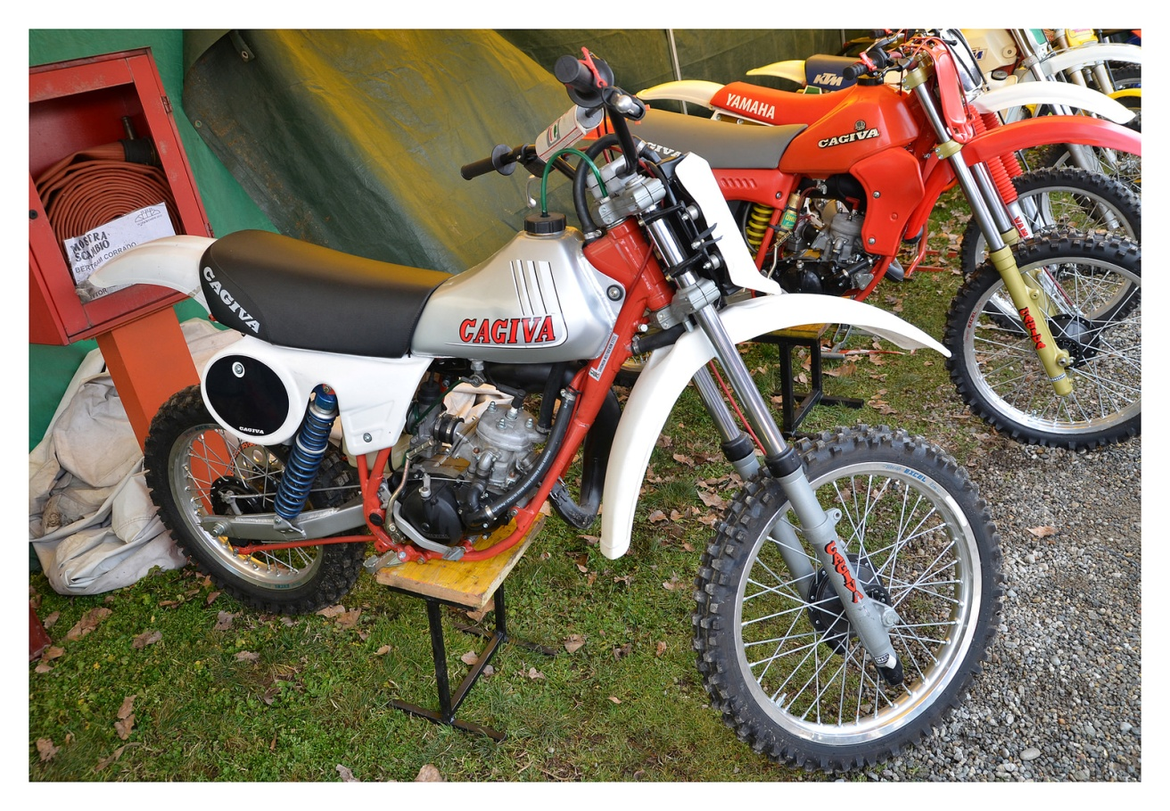 Cagiva SX 350 1979 images #66612
