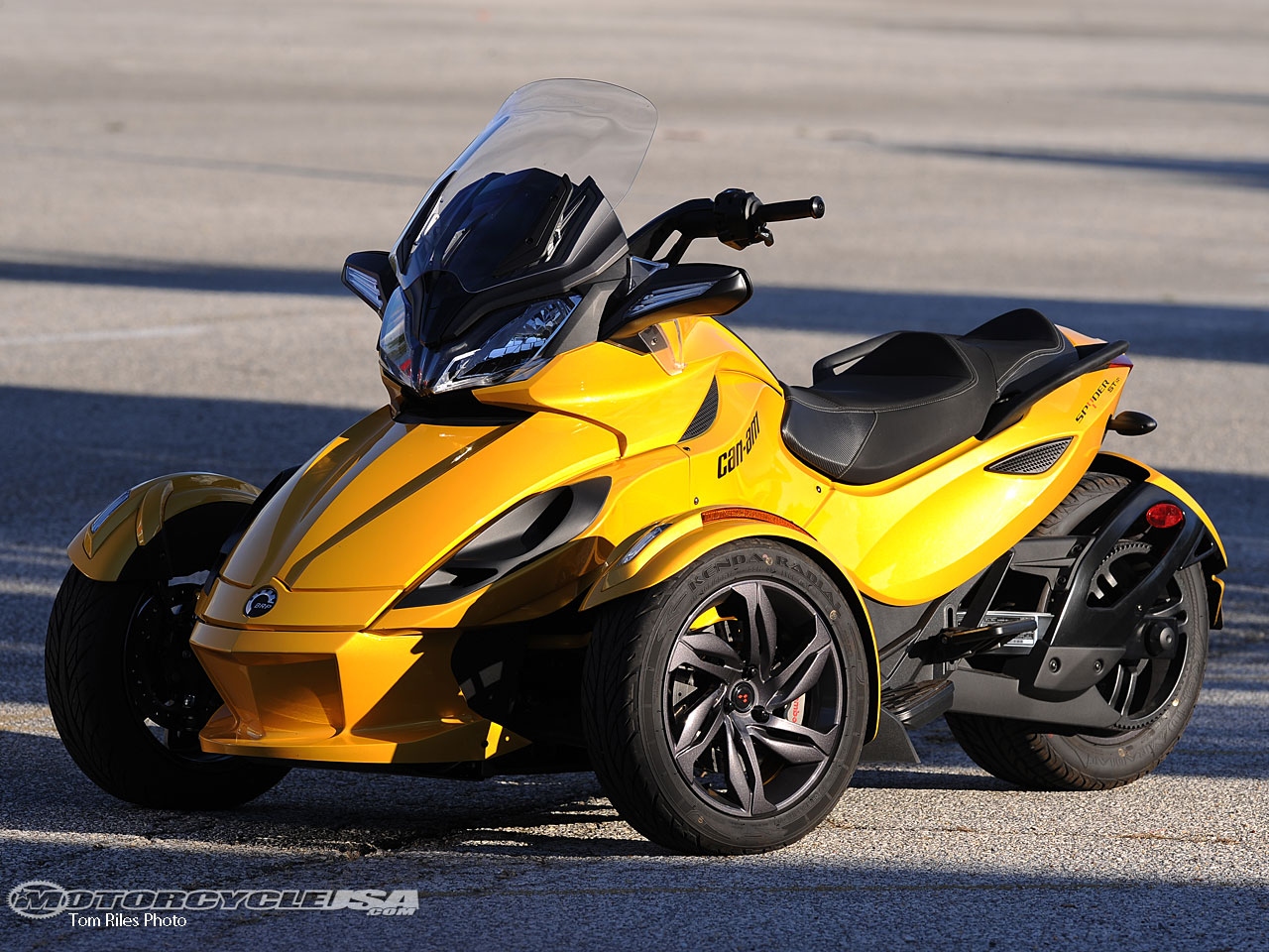Can-Am Spyder ST-S Limited images #68679