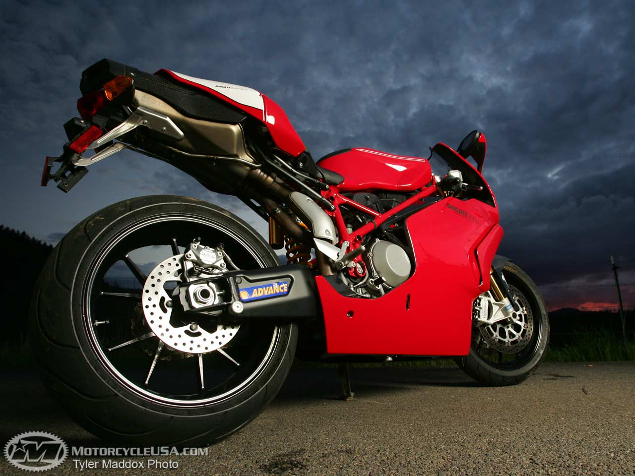 Ducati 999 R wallpapers #11653