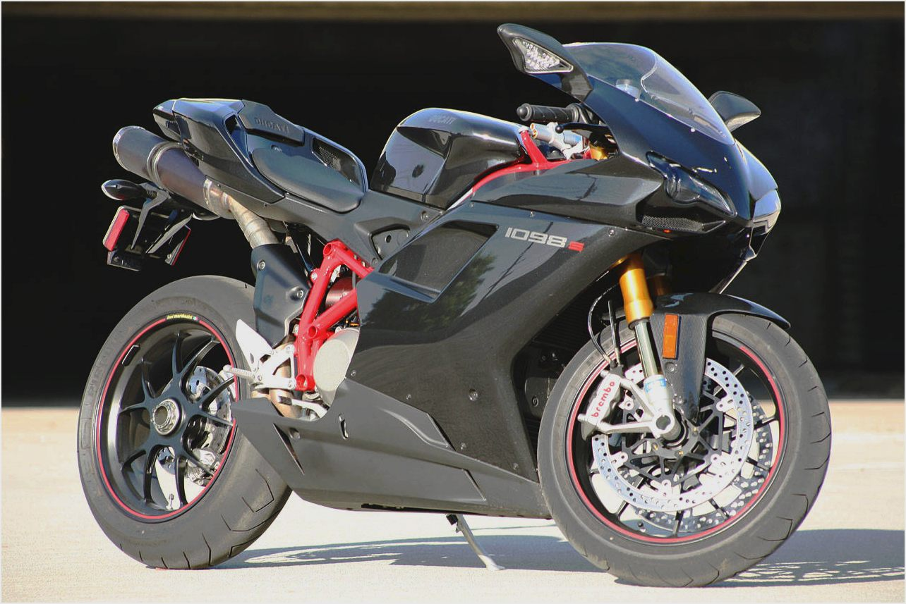 Ducati Superbike 1098 R Bayliss Limited Edition wallpapers #12449