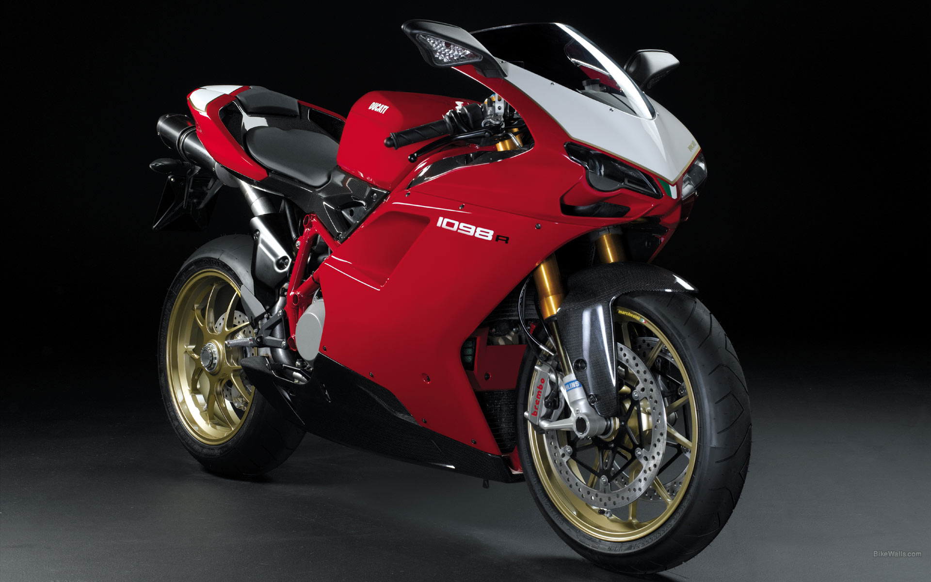 Ducati Superbike 1098 S Tricolore wallpapers #12052