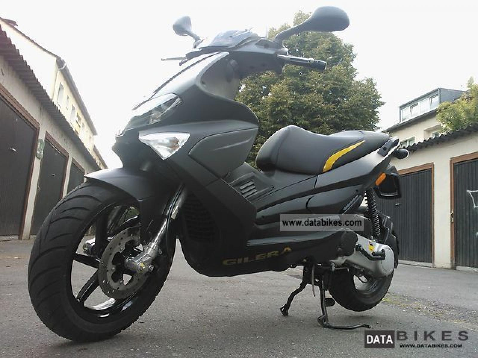 Gilera Runner 50 Black Soul 2015 images #76484