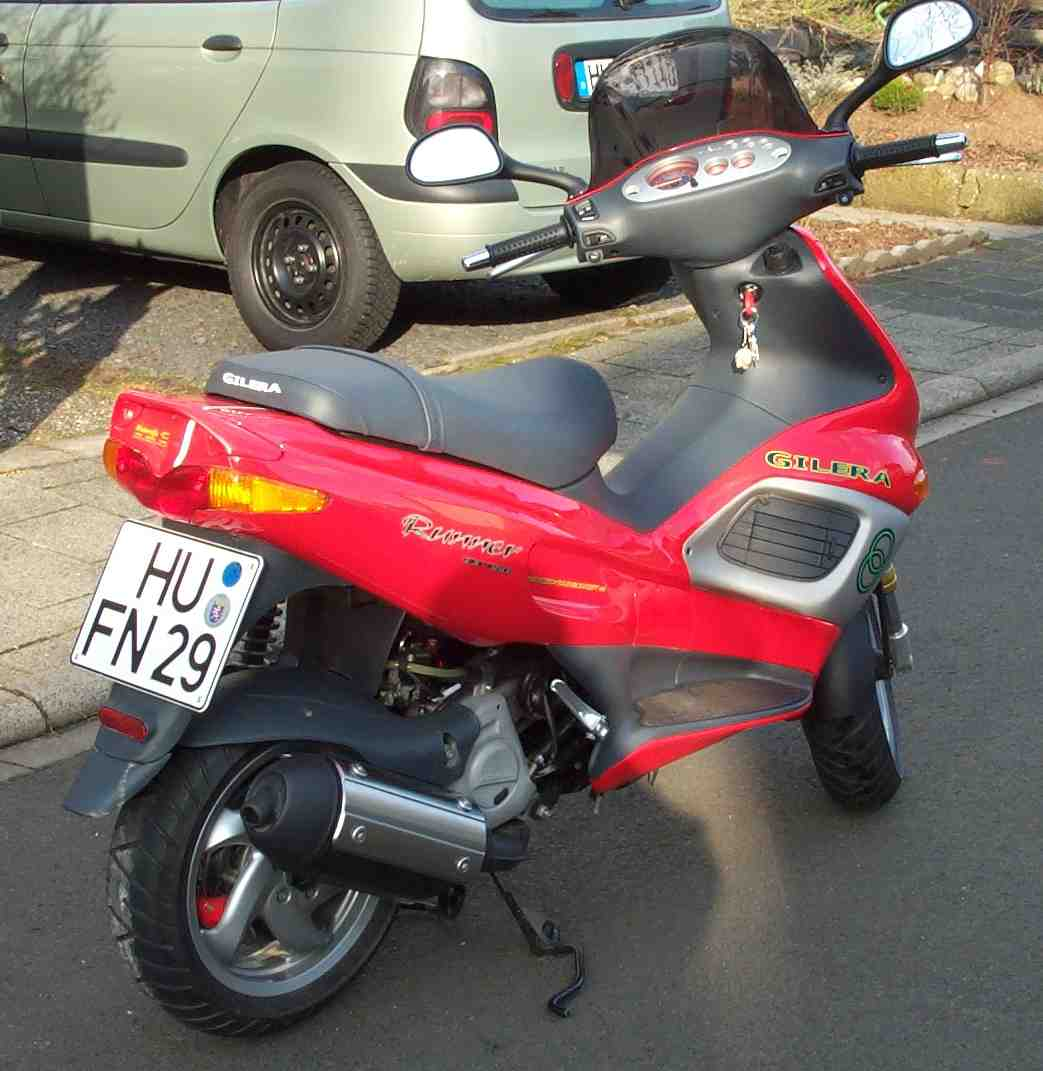Gilera Runner FXR 180 wallpapers #137428