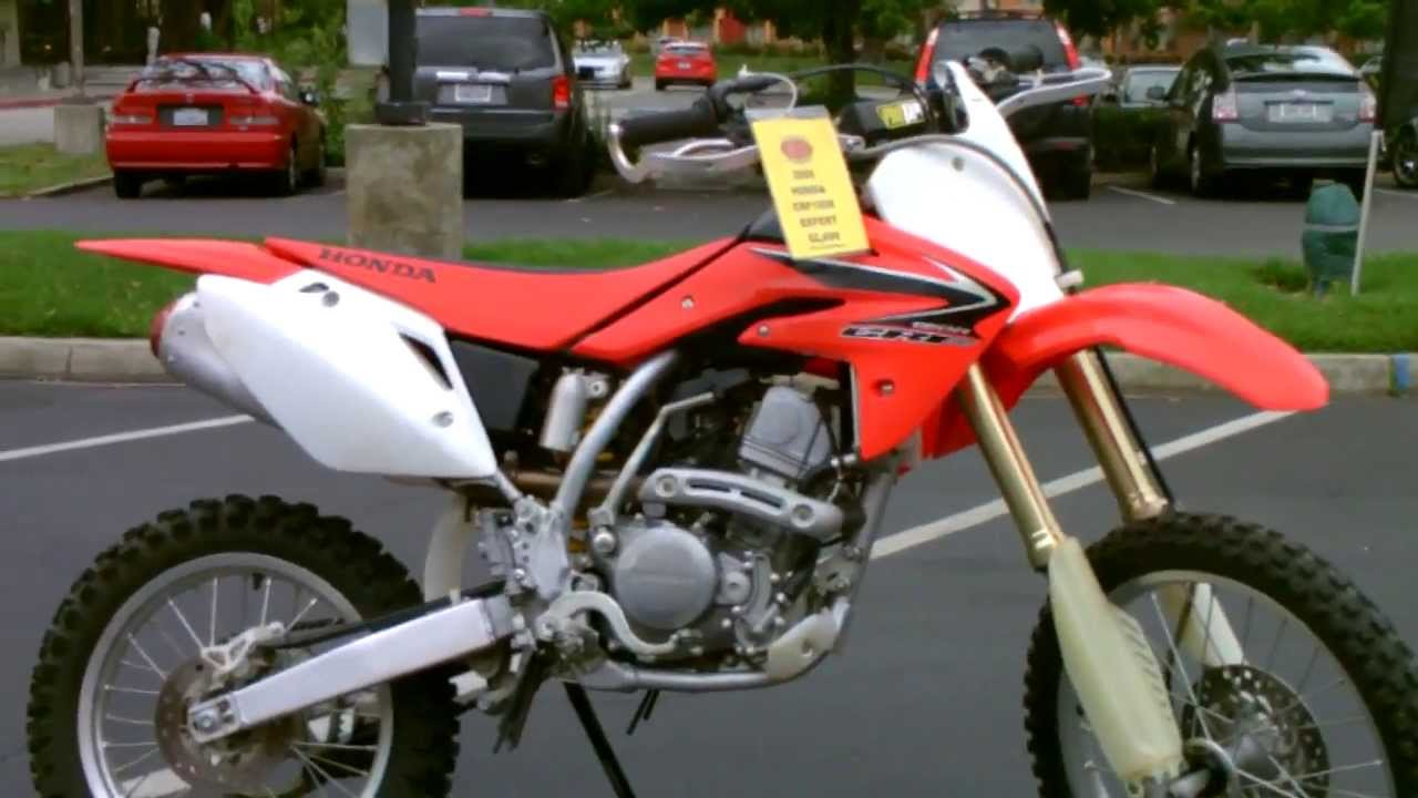 2007 Honda Crf 150 R Expert Pics Specs And Information Dirt Bikes 165493