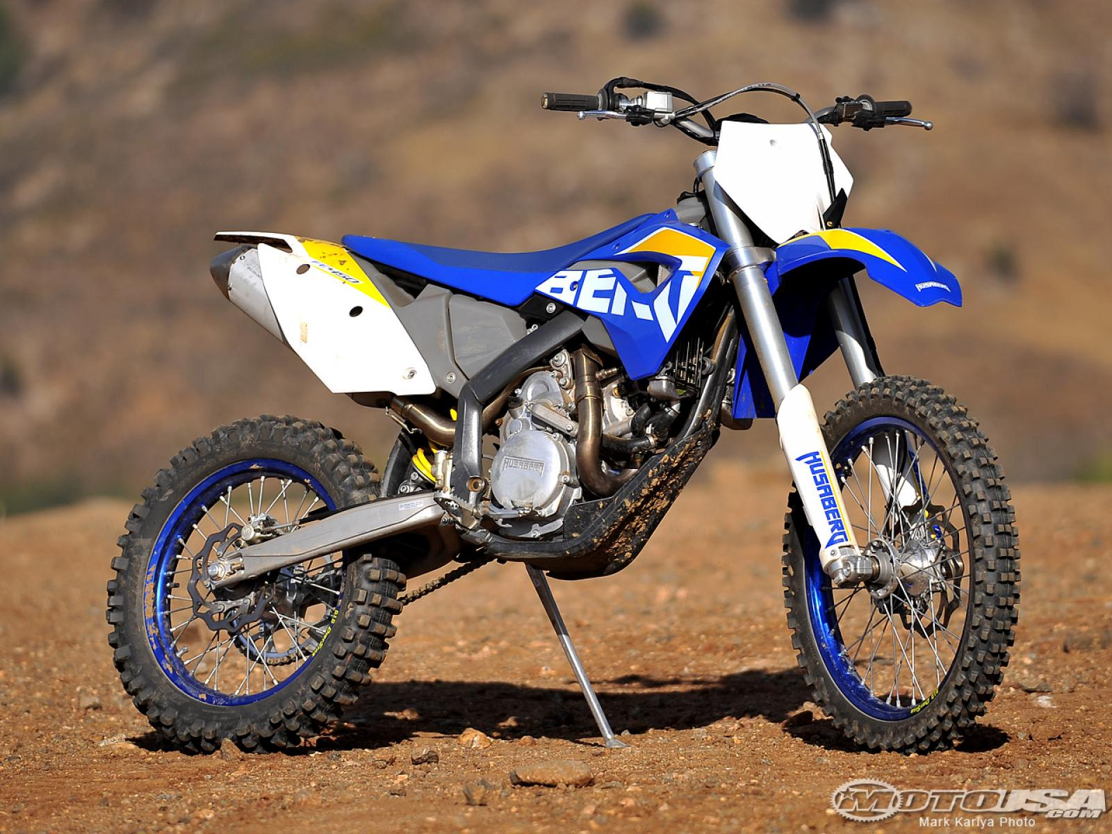 Husaberg FC 550 / 6 wallpapers #137528