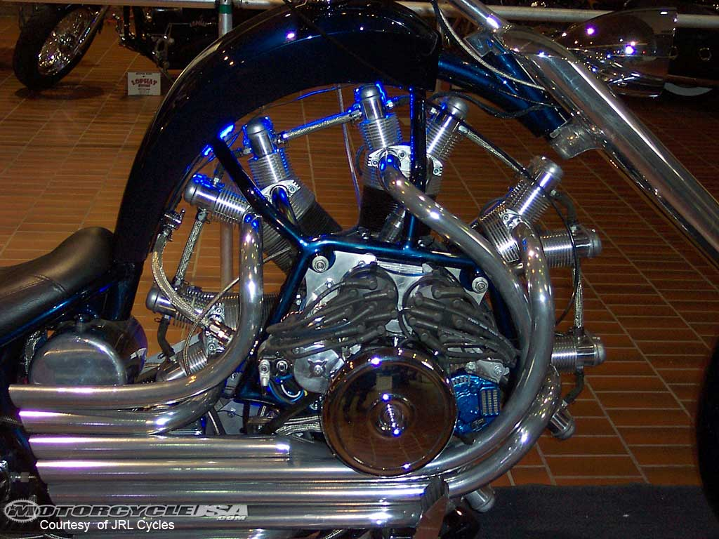 JRL Radial Engine 2007 images #100387