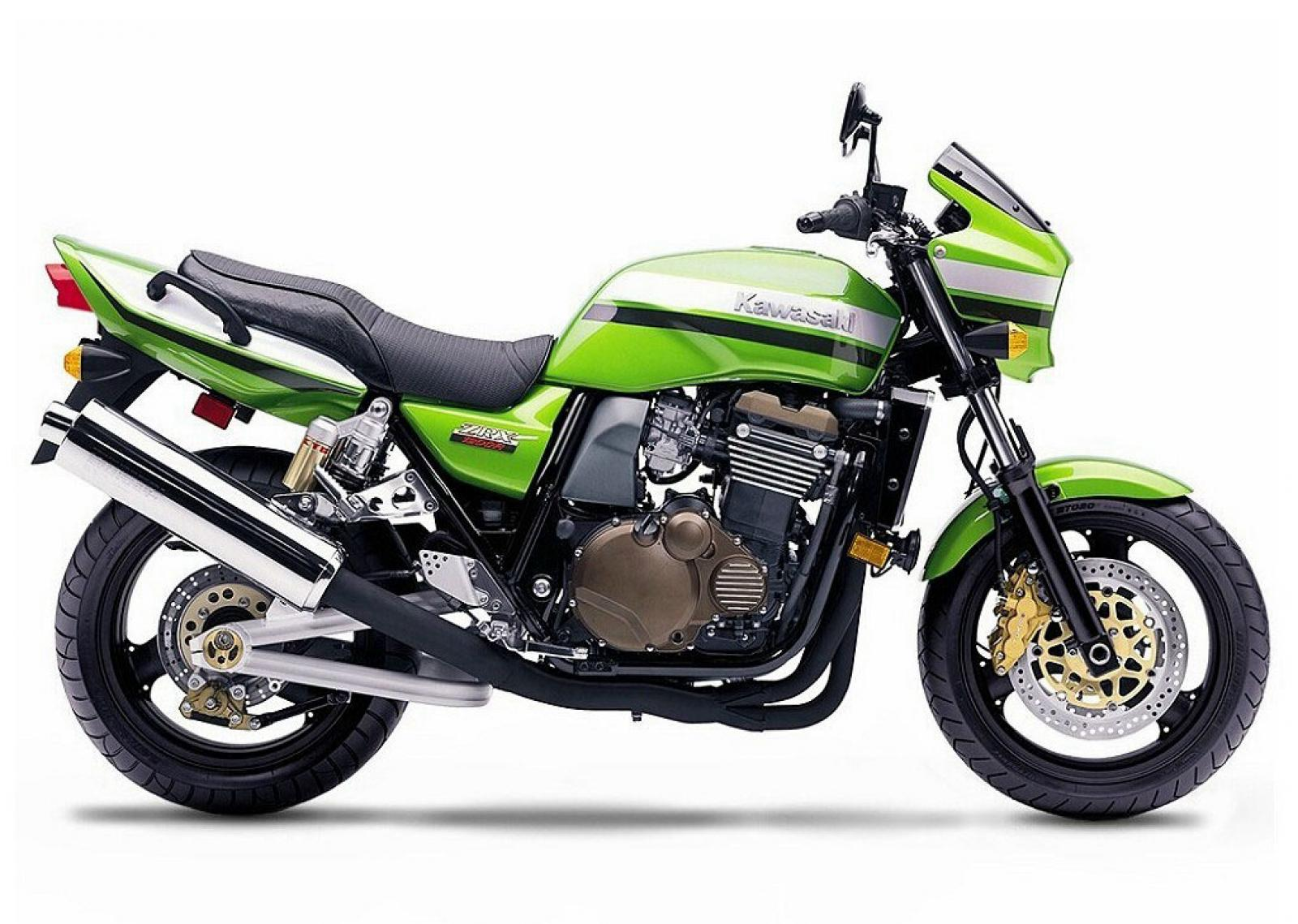 Kawasaki Zrx 1200 Pics Specs And List Of Seriess By Year
