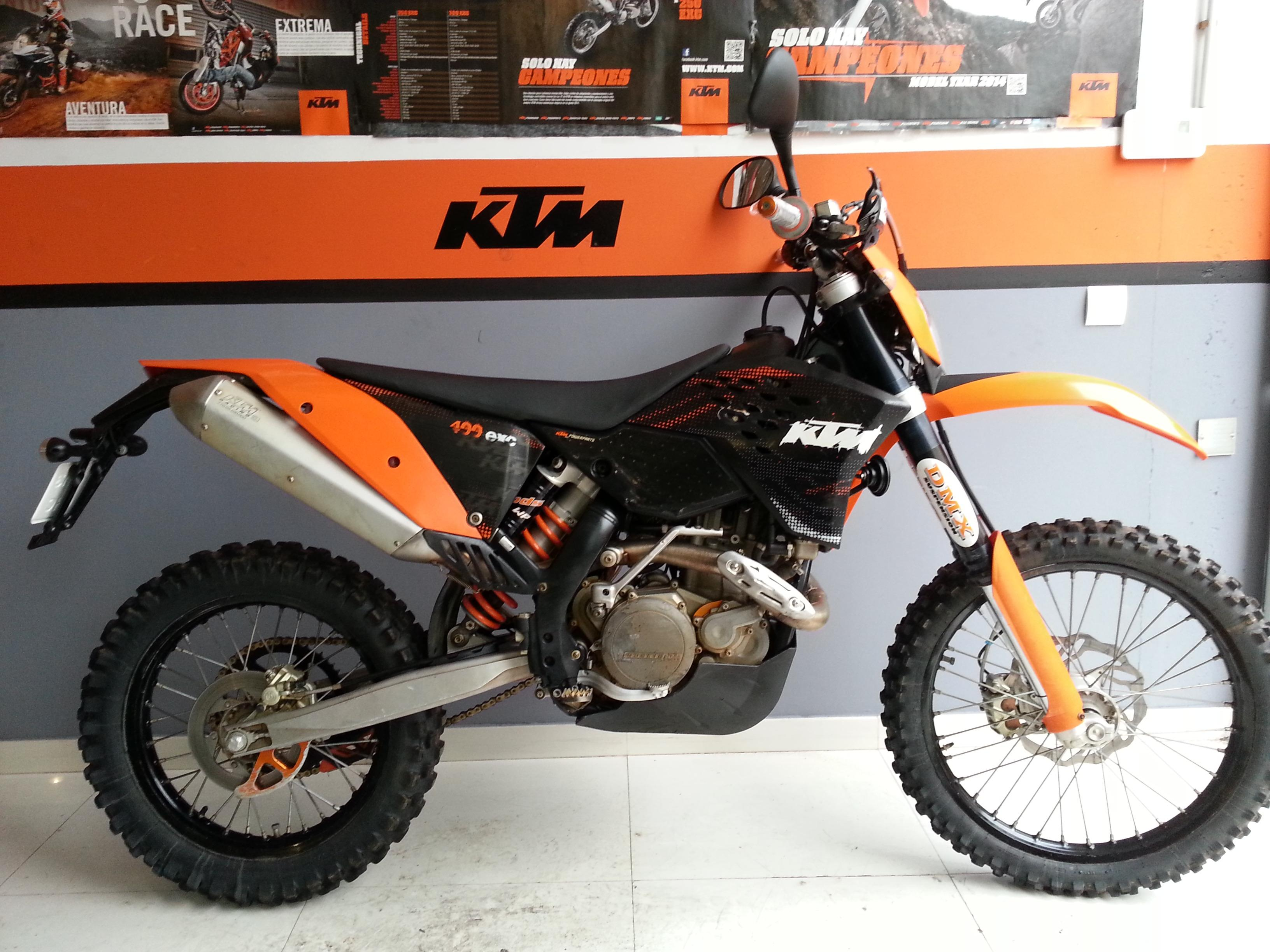 2005 ktm 400 exc racing pics specs and information. Black Bedroom Furniture Sets. Home Design Ideas