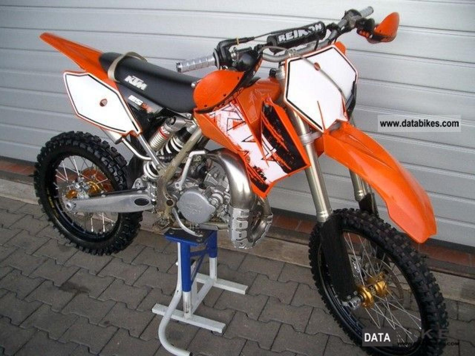 KTM 85 SX 19/16 wallpapers #135051