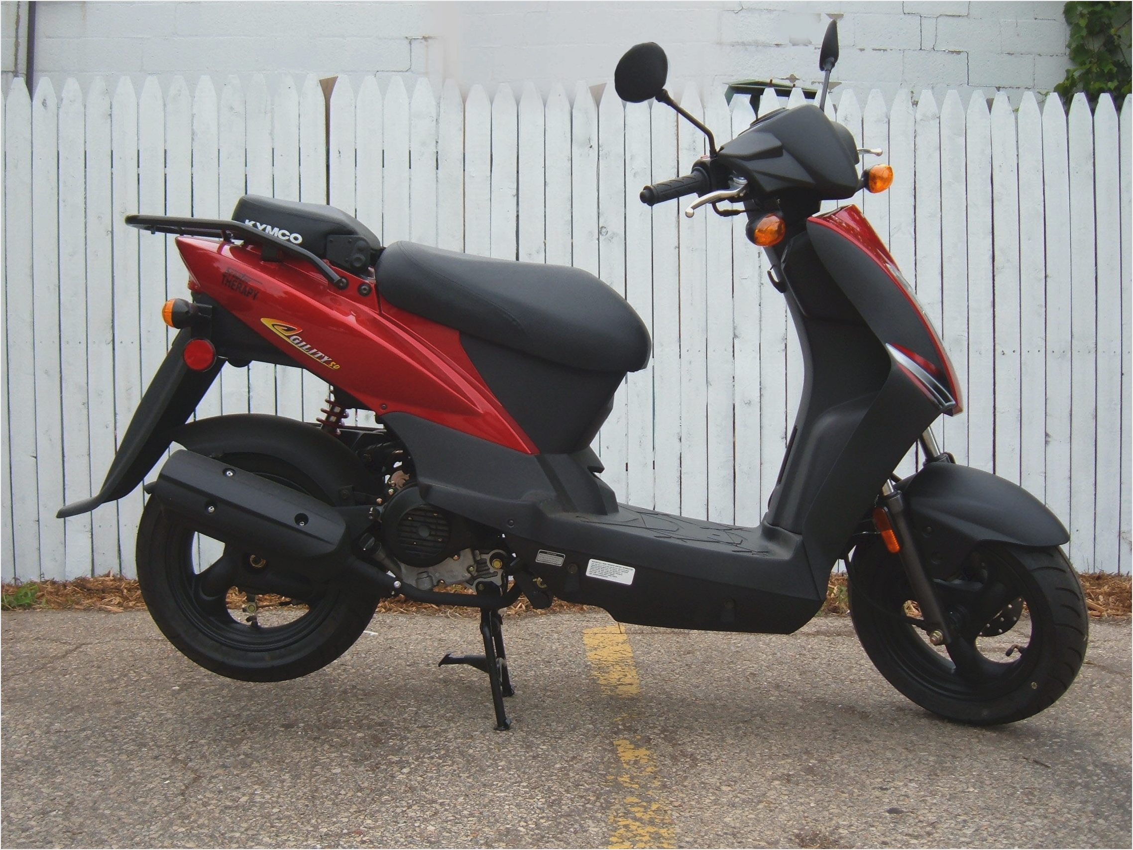 Kymco Agility 50 2007 images #100886