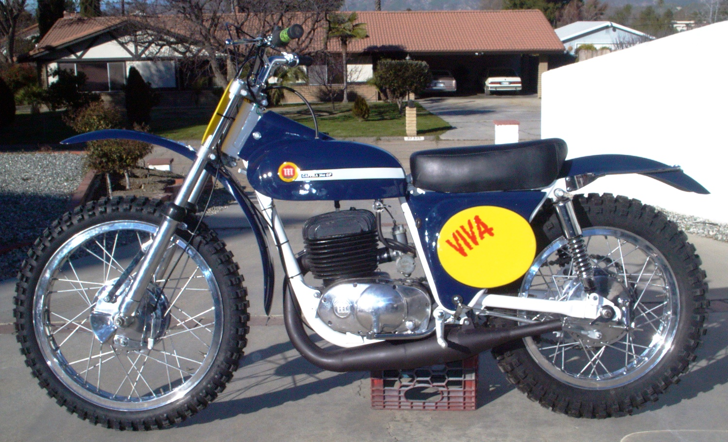 Montesa 250 King Scorpion 1975 images #105722