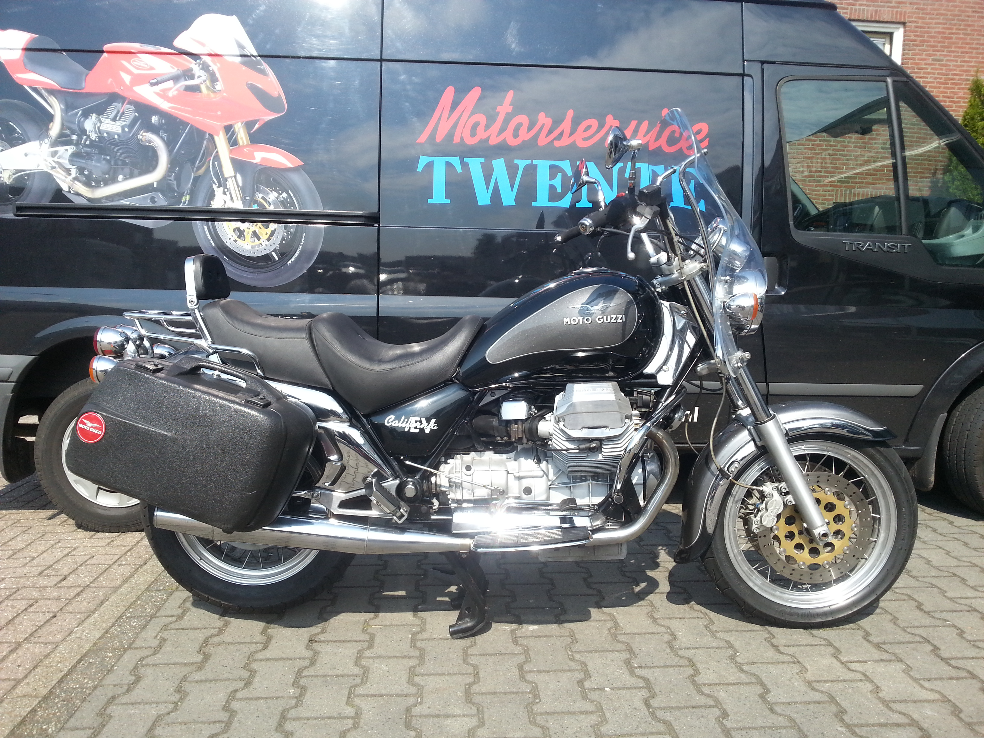 Moto Guzzi Quota 1000 1995 images #109282