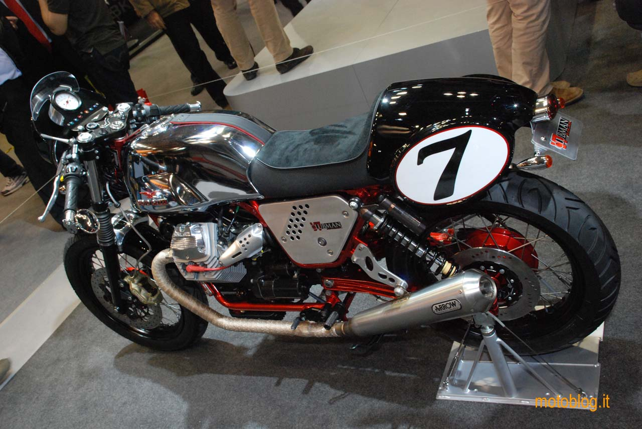 Moto Guzzi V7 Clubman Racer wallpapers #139516