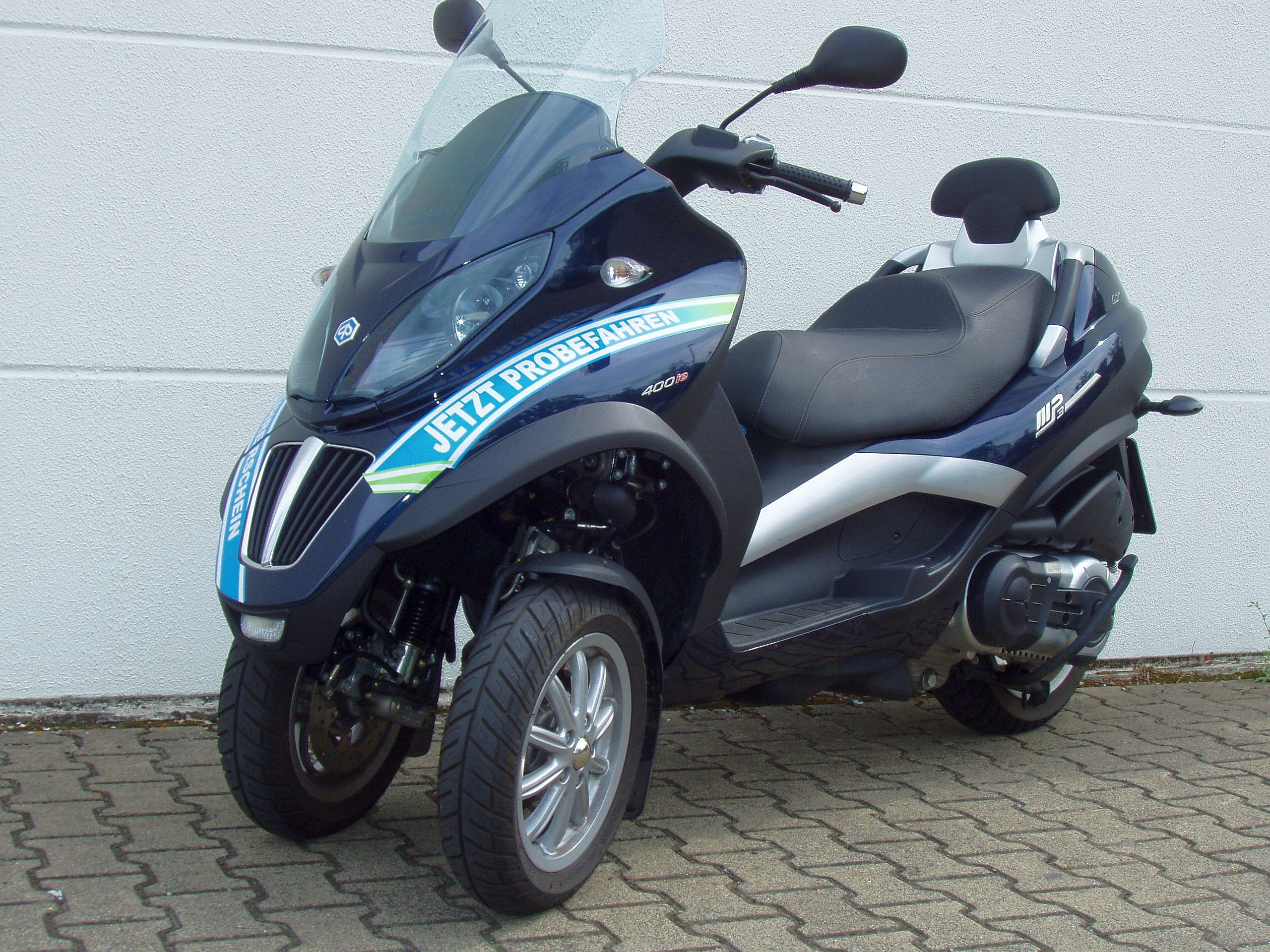 Piaggio MP3 Touring 400 wallpapers #141601