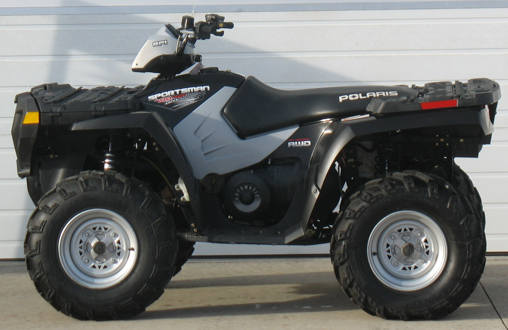 Polaris Sportsman 700 images #121210