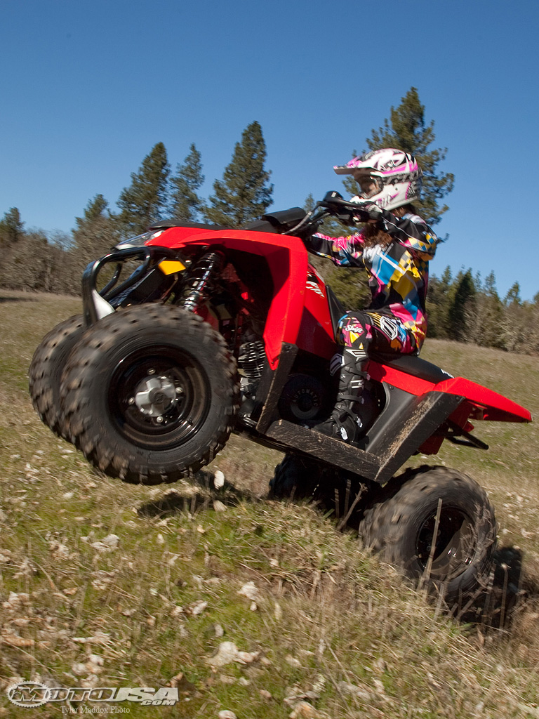 Polaris Trail Boss 330 2008 images #169665