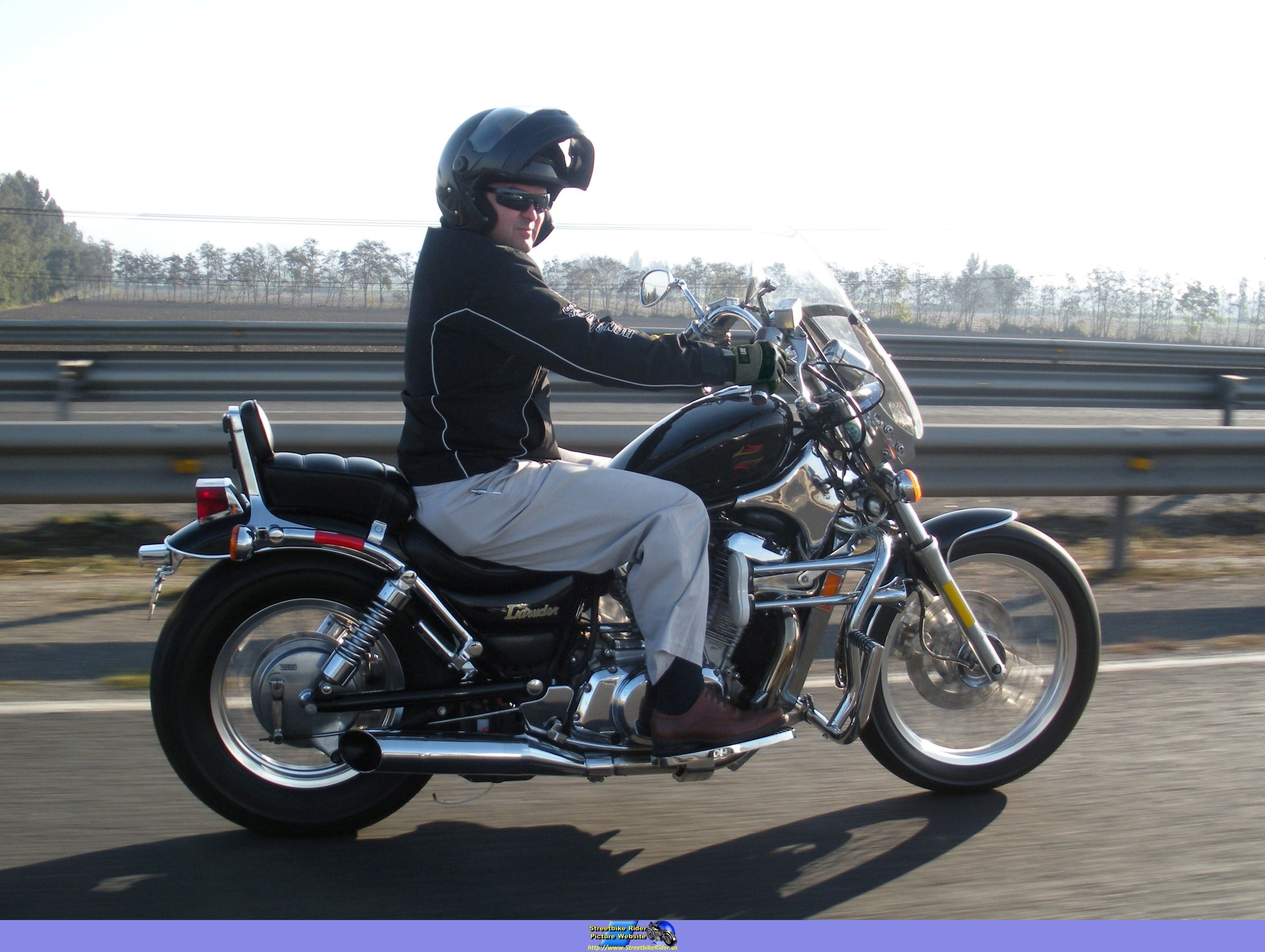 Suzuki VS 750 Intruder wallpapers #135847