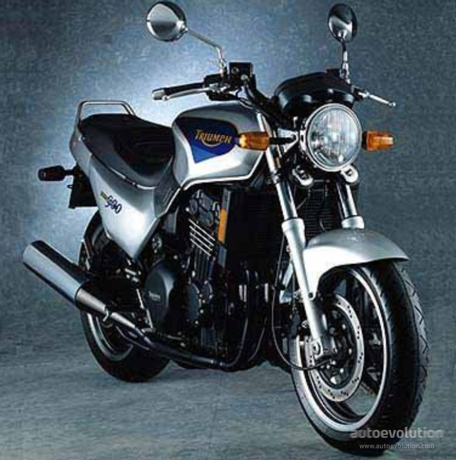 Triumph Trident 900 1997 wallpapers #130493