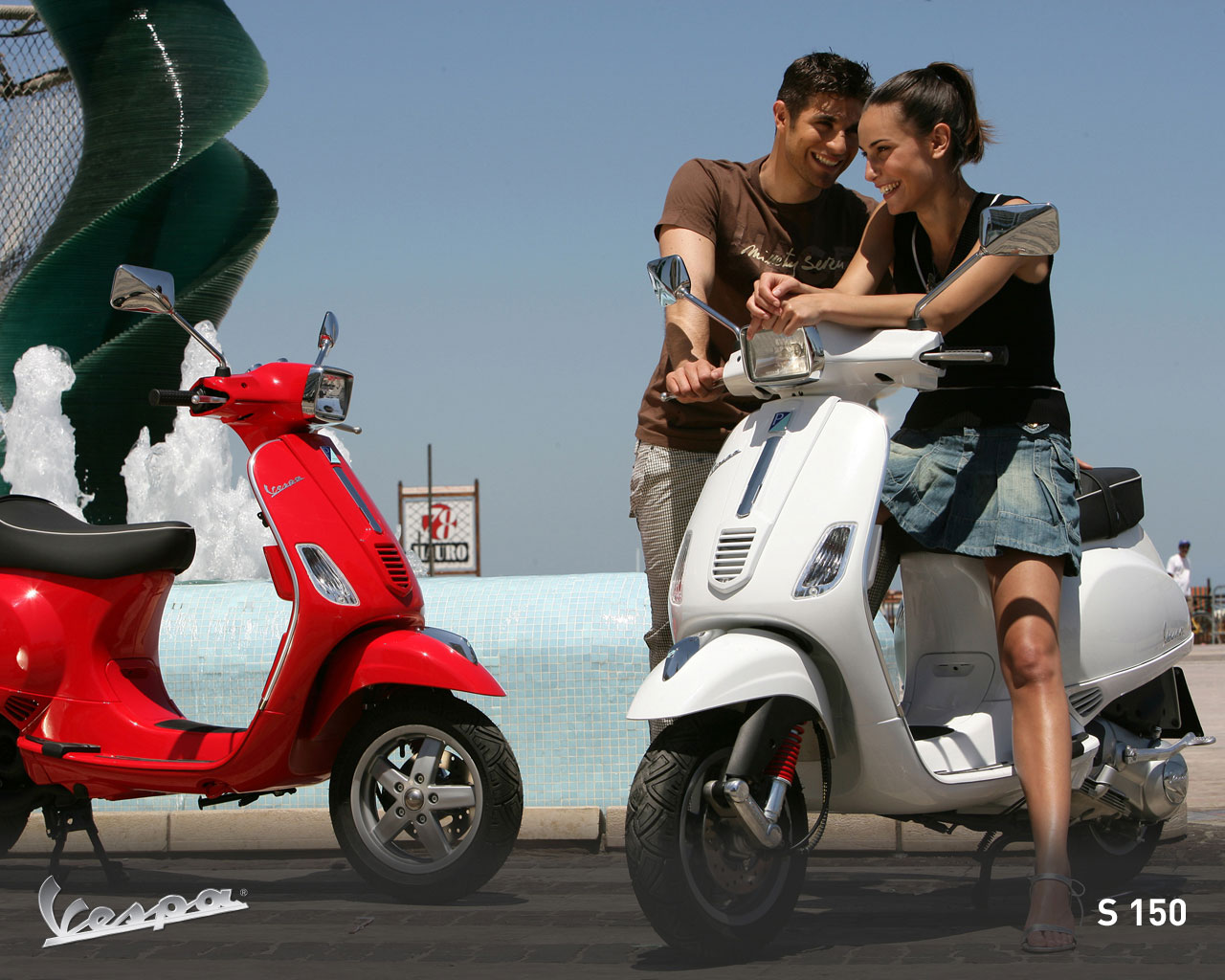 Vespa S College 150 wallpapers #130188