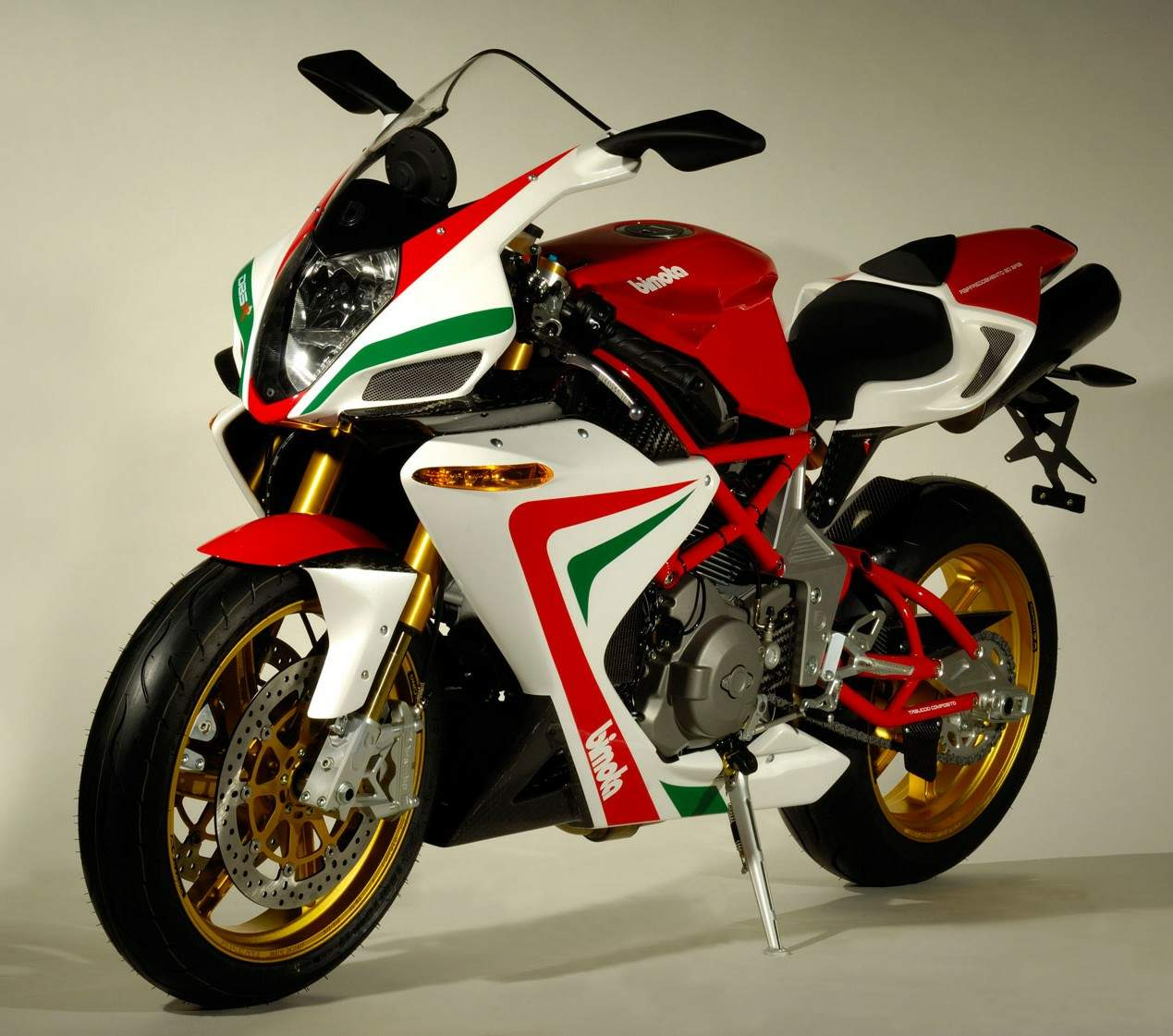 Bimota DB 5 R 2009 wallpapers #147156