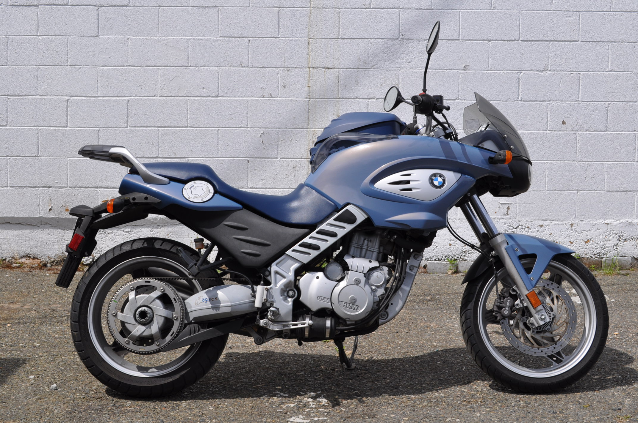 BMW F650CS 2003 images #7794