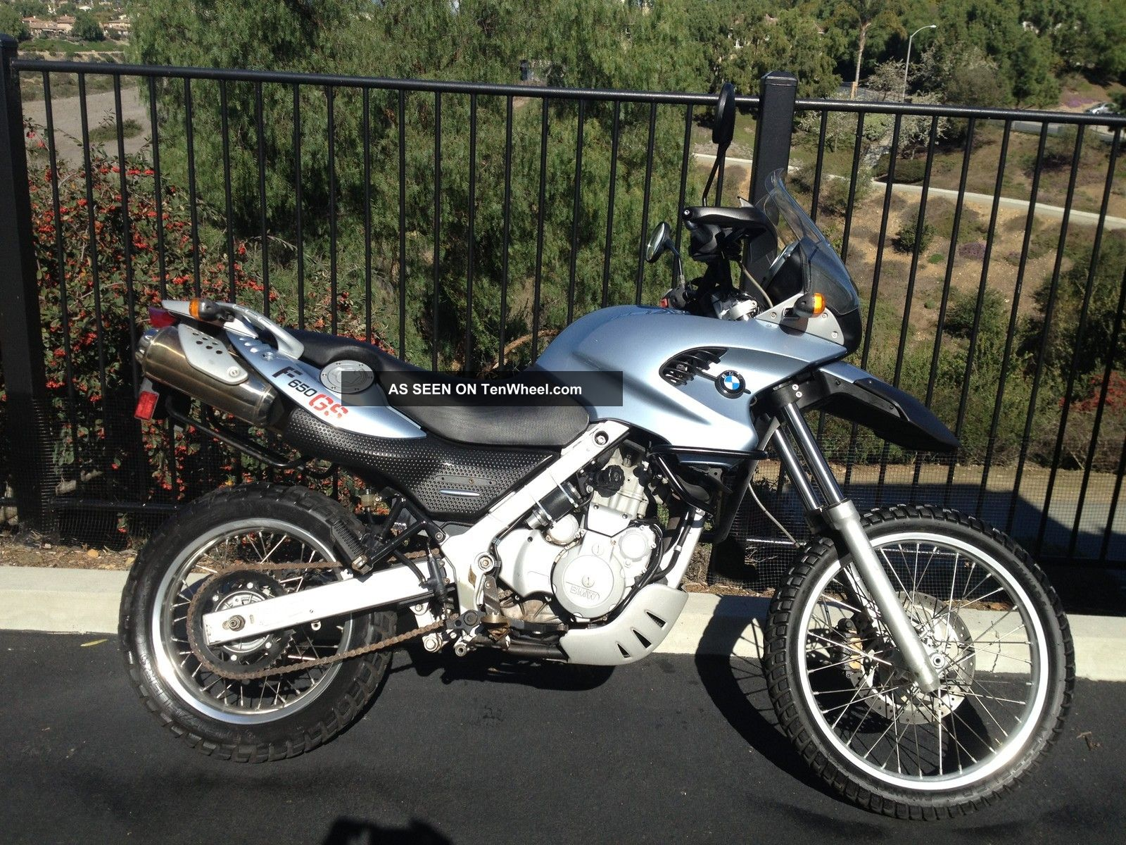 BMW F650GS 2002 images #153201