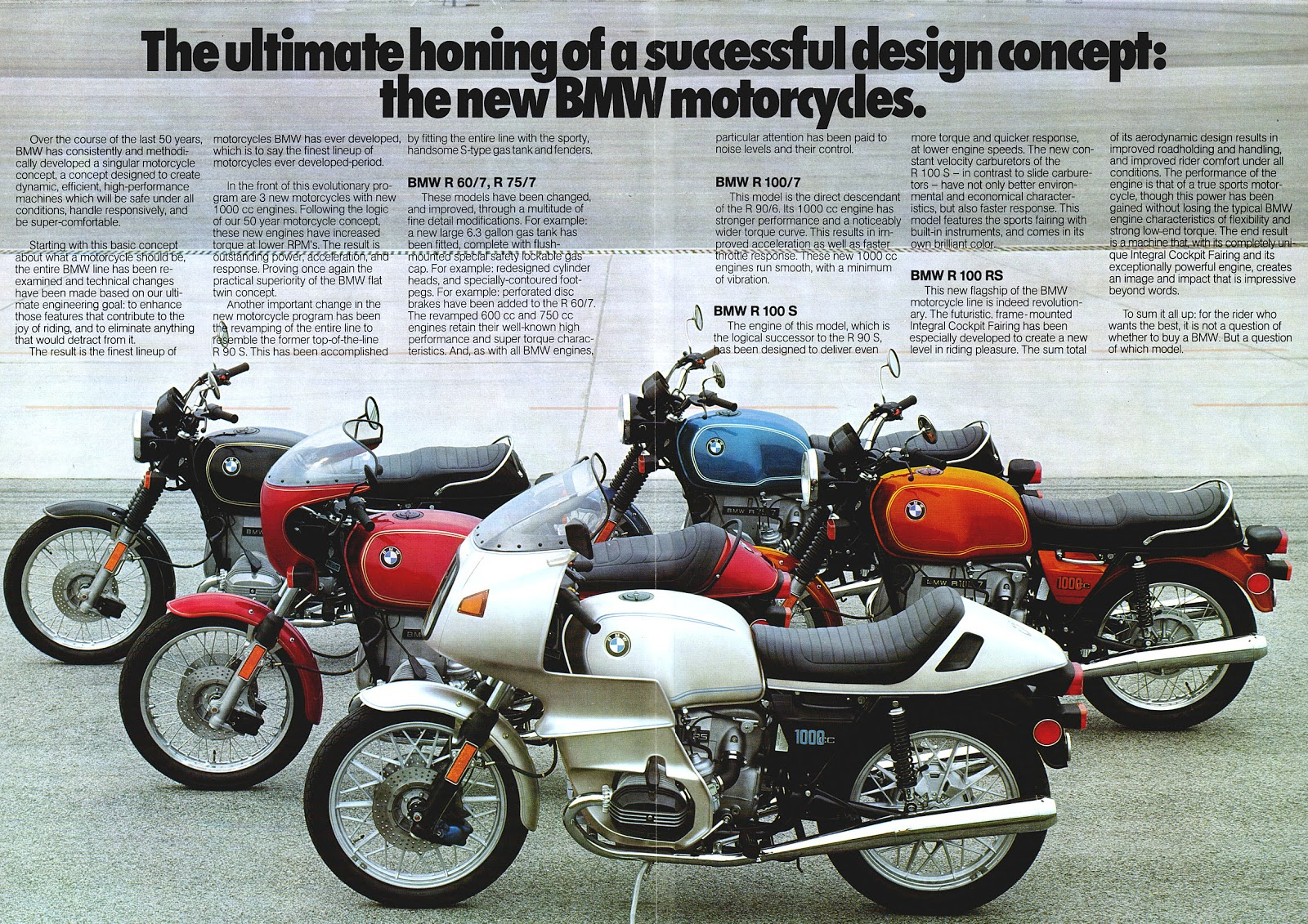BMW R100RT Mono 1988 images #12649