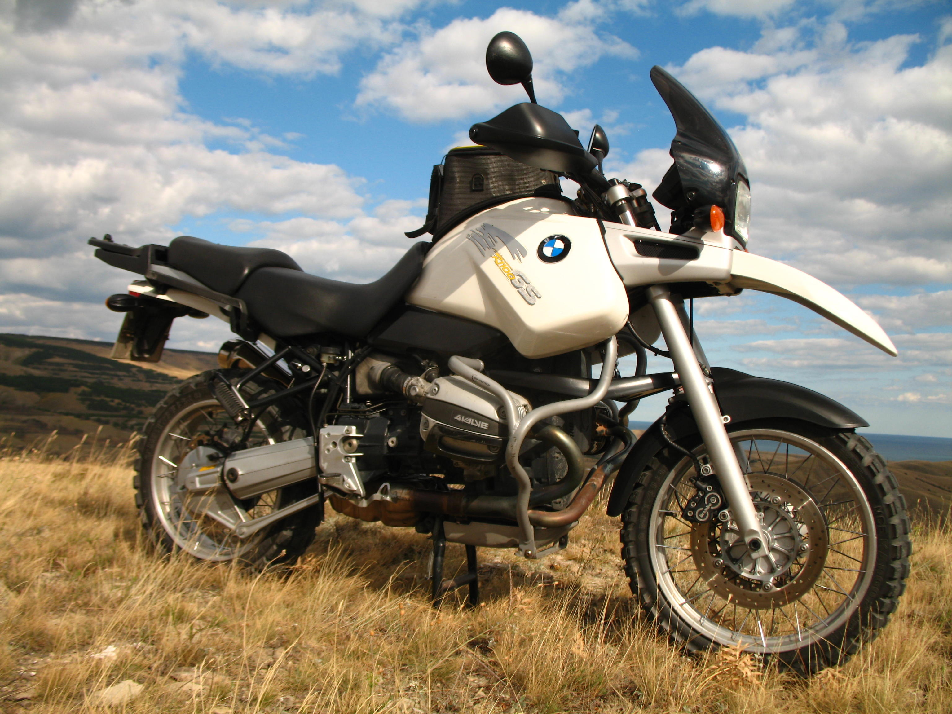 BMW R1100GS 1995 images #6206