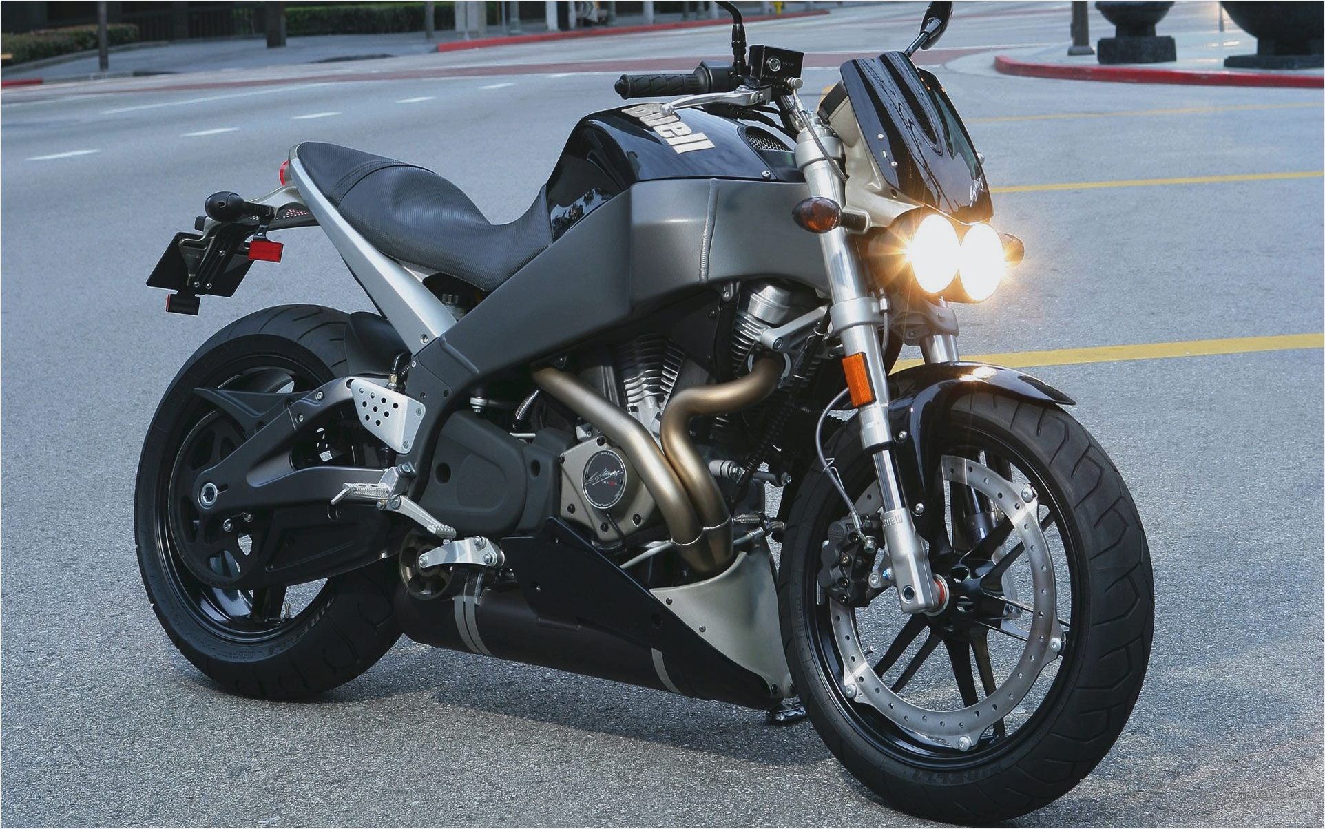 Buell Lightning CityX XB12SX 2010 images #66013
