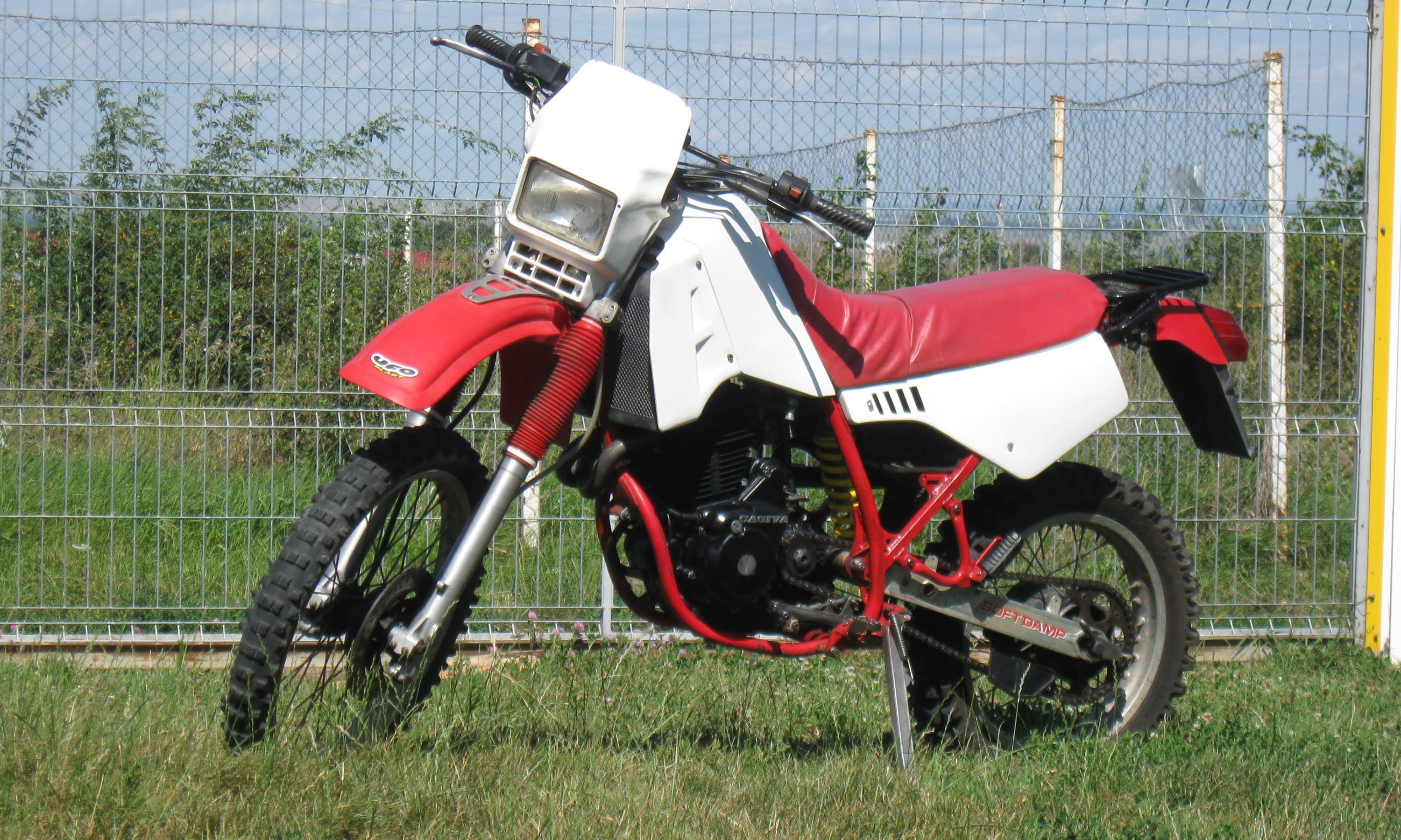 Cagiva T4 500 R Racing images #66909