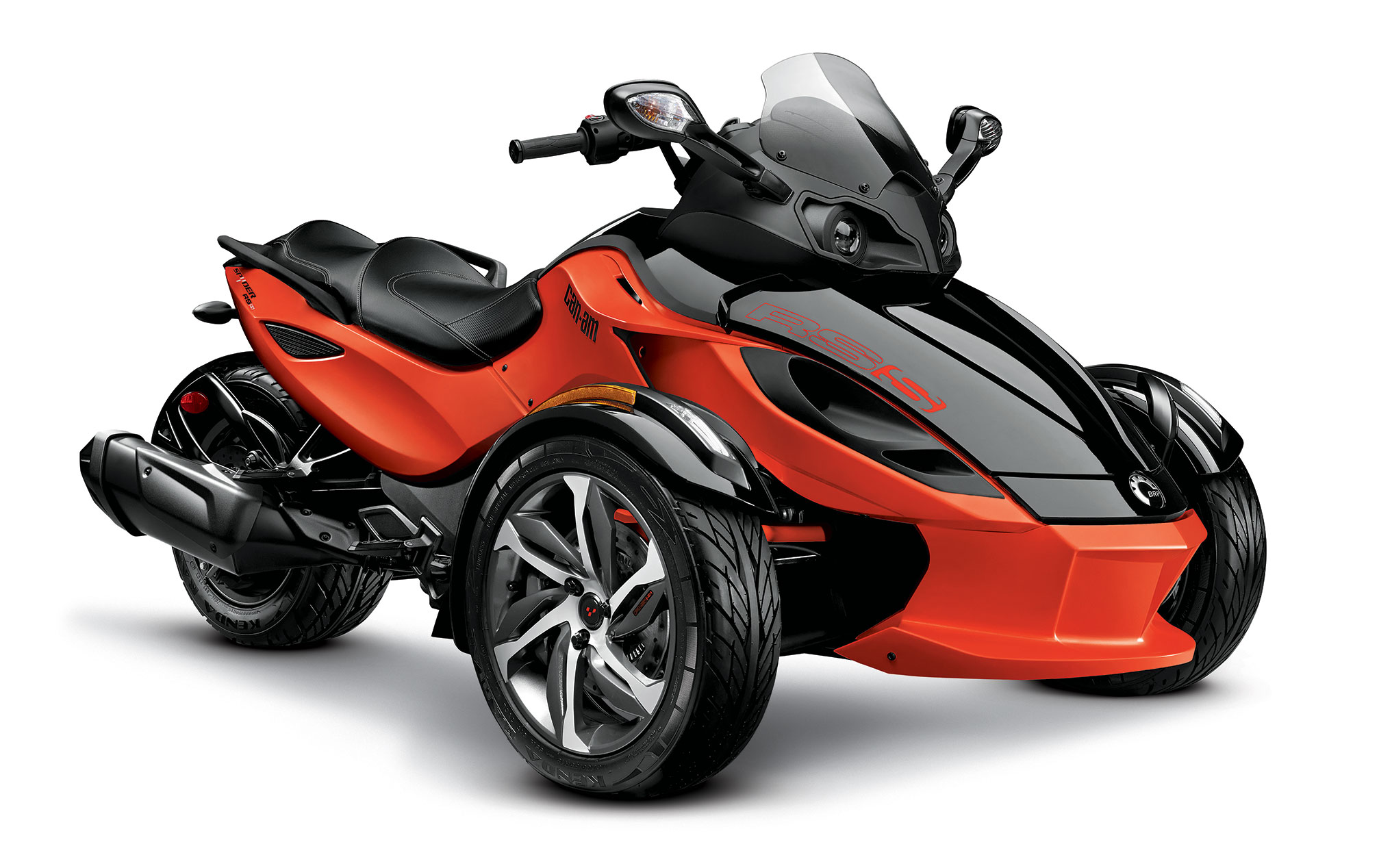 Can-Am Spyder RS-S 2014 images #153595