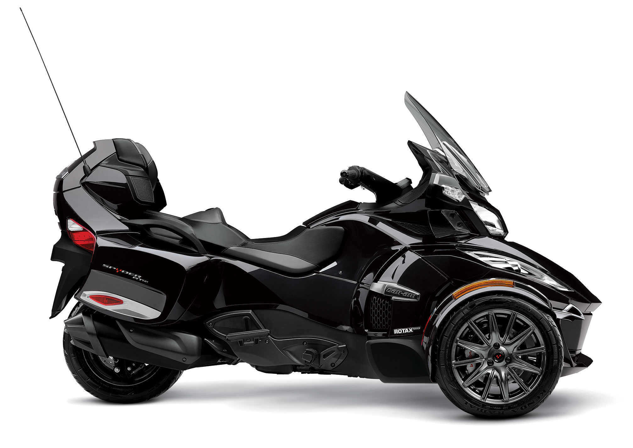 Can-Am Spyder ST-S Limited images #68680