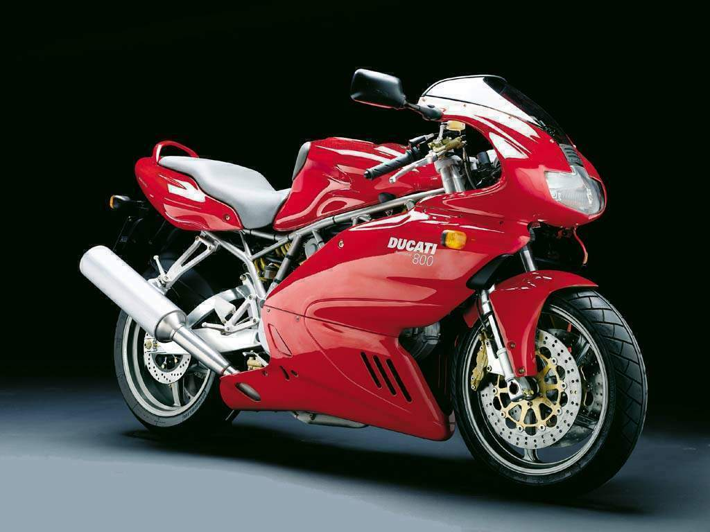 Ducati 800 Sport 2003 wallpapers #11256