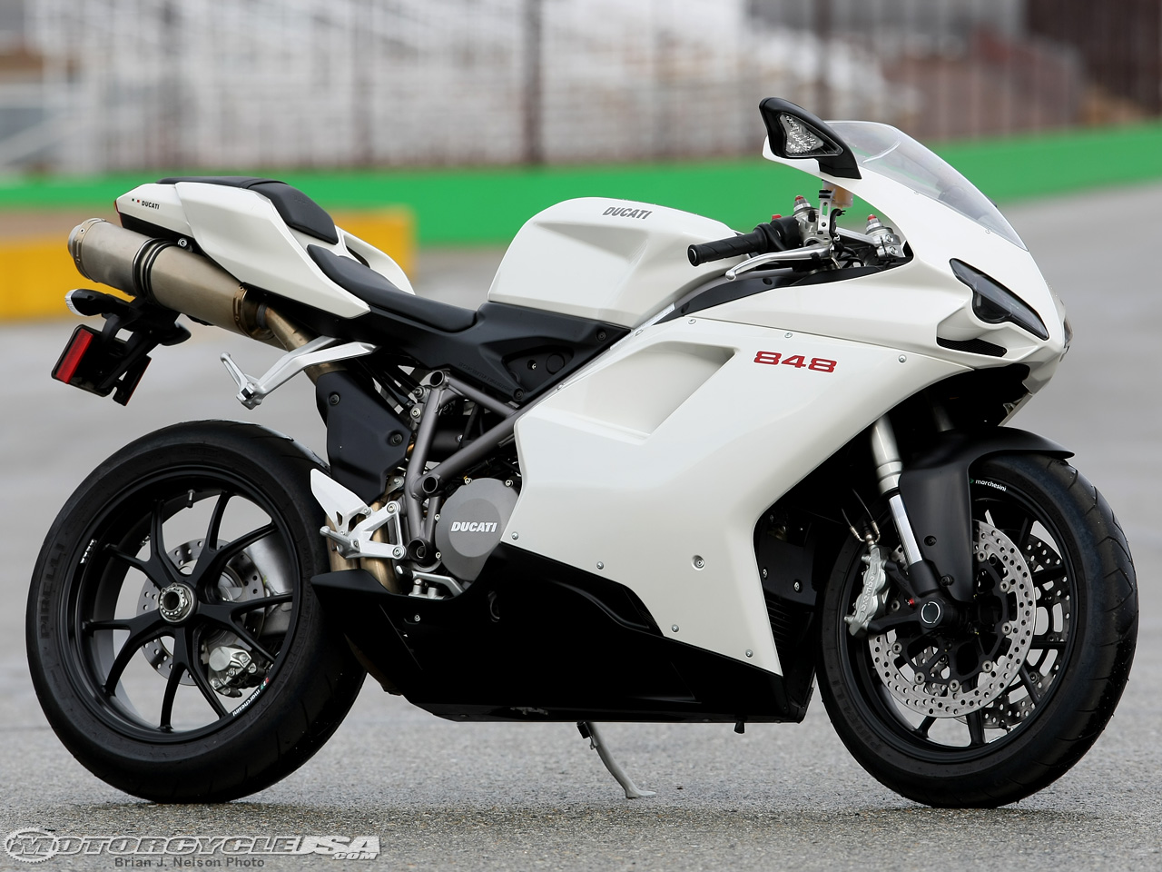 Ducati 848 2010 wallpapers #12450