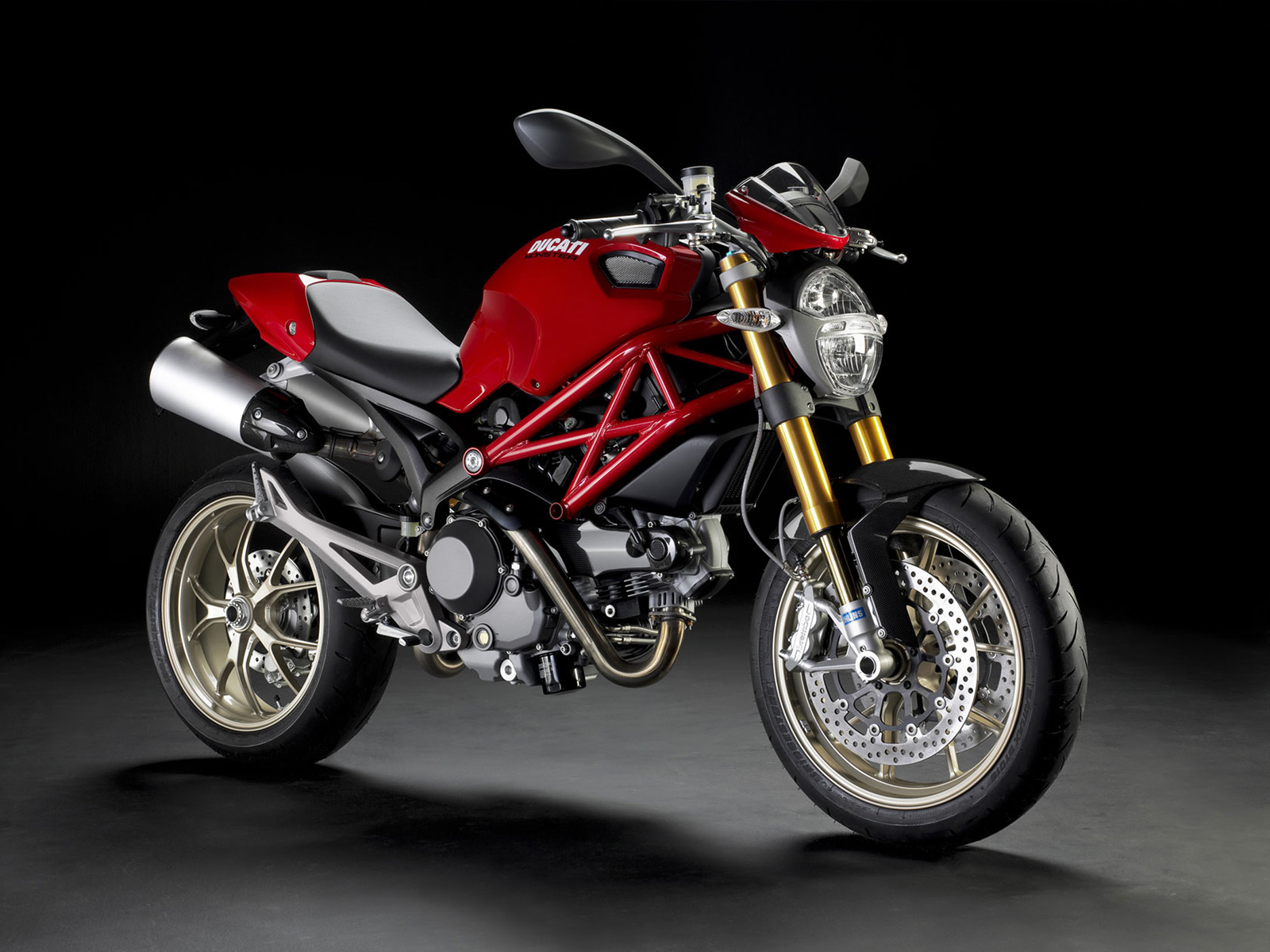 Ducati Monster 1100 2009 wallpapers #12151