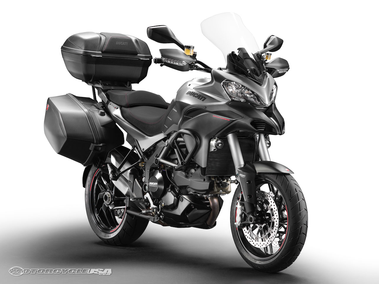 Ducati Multistrada 1200 S Granturismo 2013 wallpapers #148339